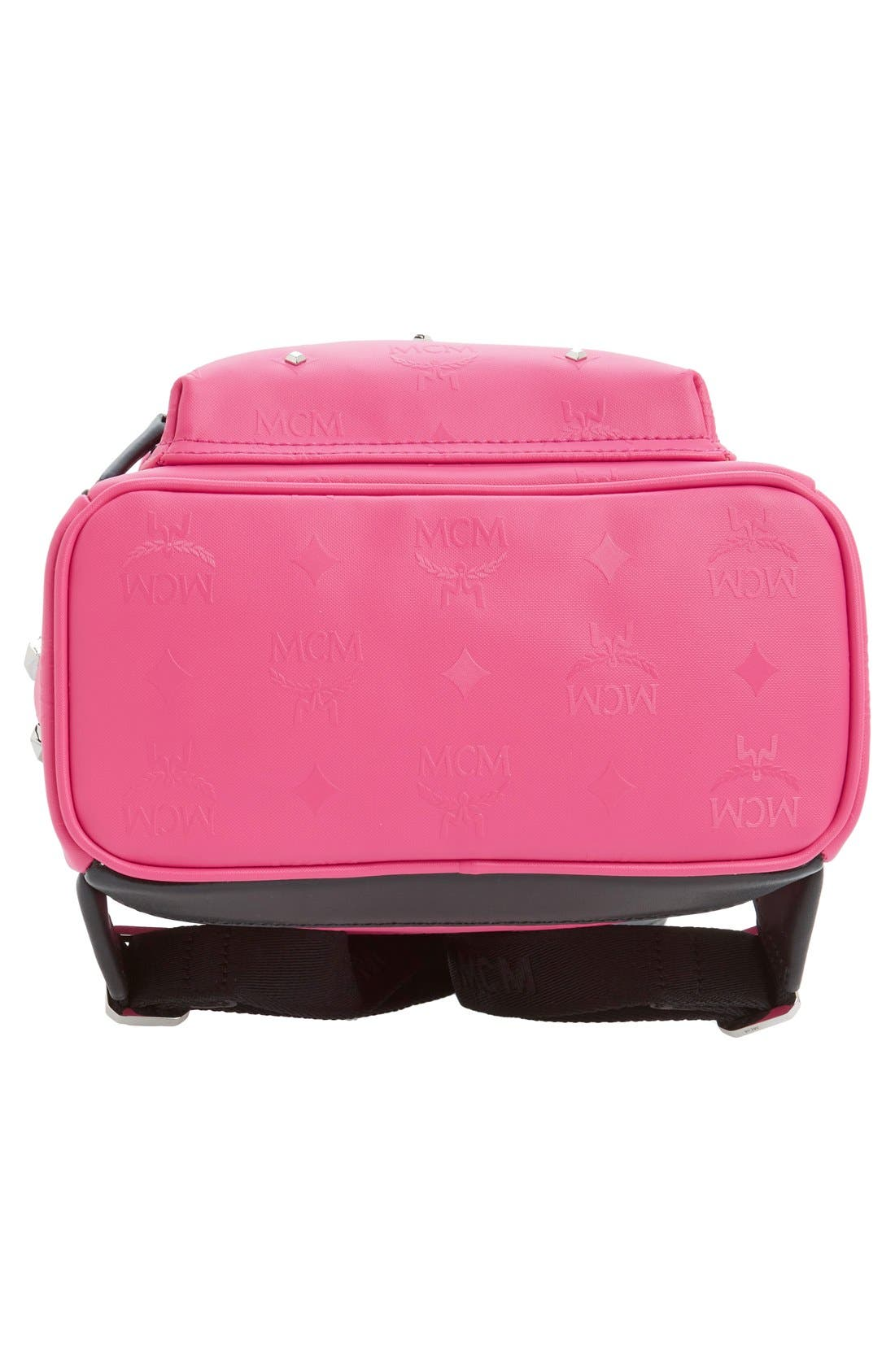 Alternate Image 6  - MCM 'Mini Stark Odeon' Studded Backpack
