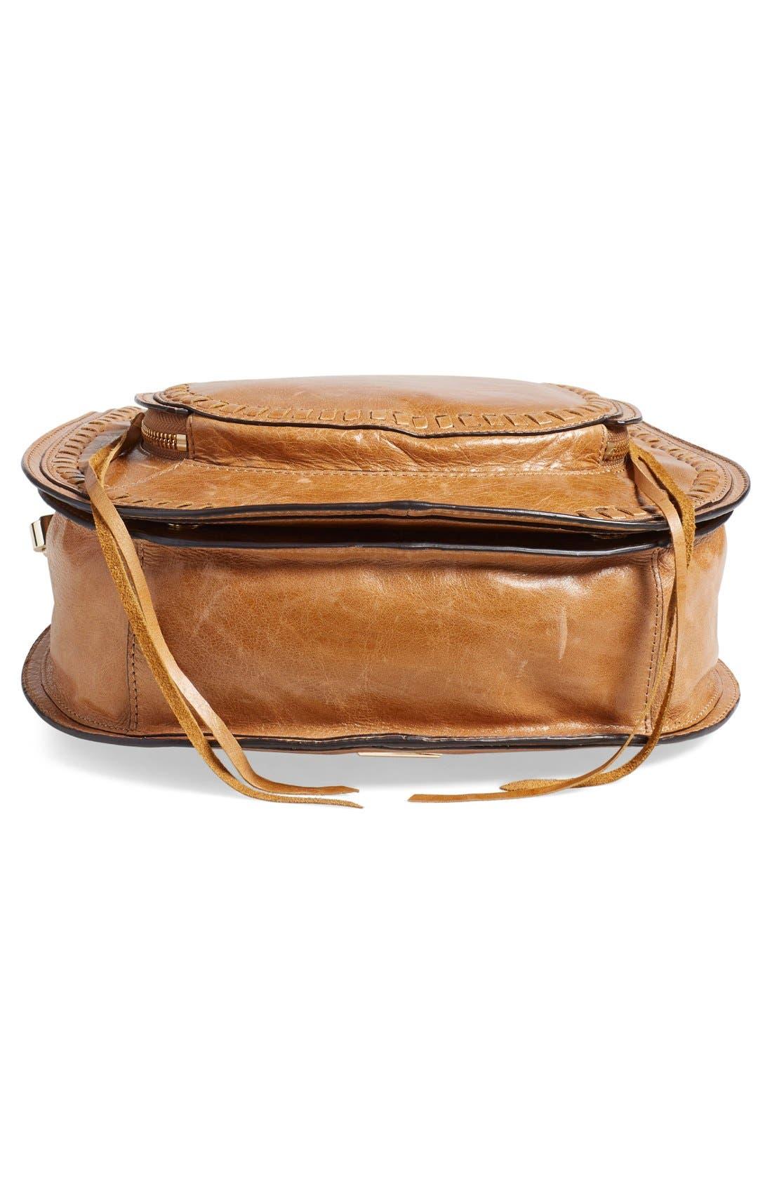 Alternate Image 6  - Rebecca Minkoff Vanity Saddle Bag