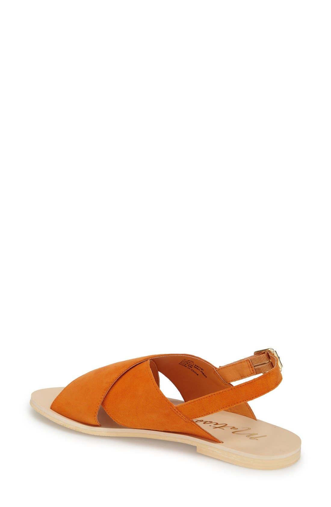 Alternate Image 2  - Matisse 'Arielle' Slingback Sandal (Women)
