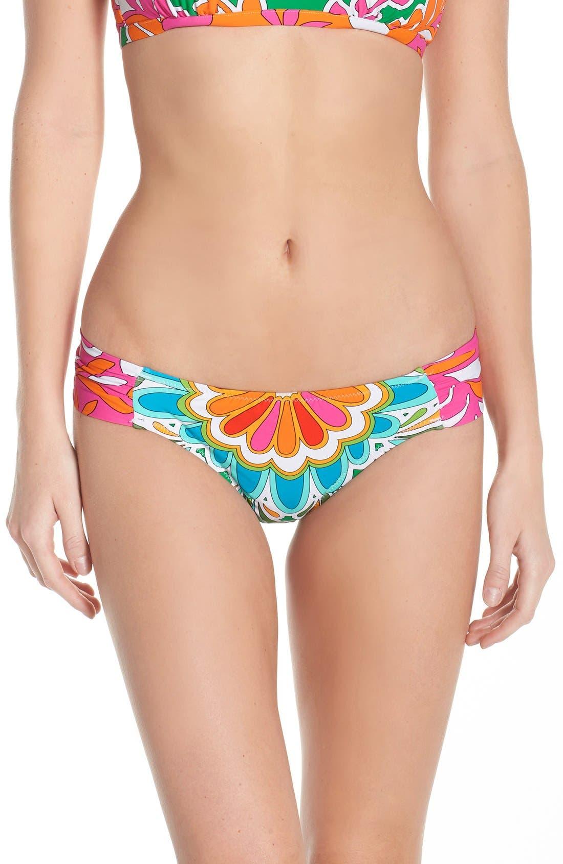 Alternate Image 1 Selected - Trina Turk 'Tamarindo' Hipster Bikini Bottoms