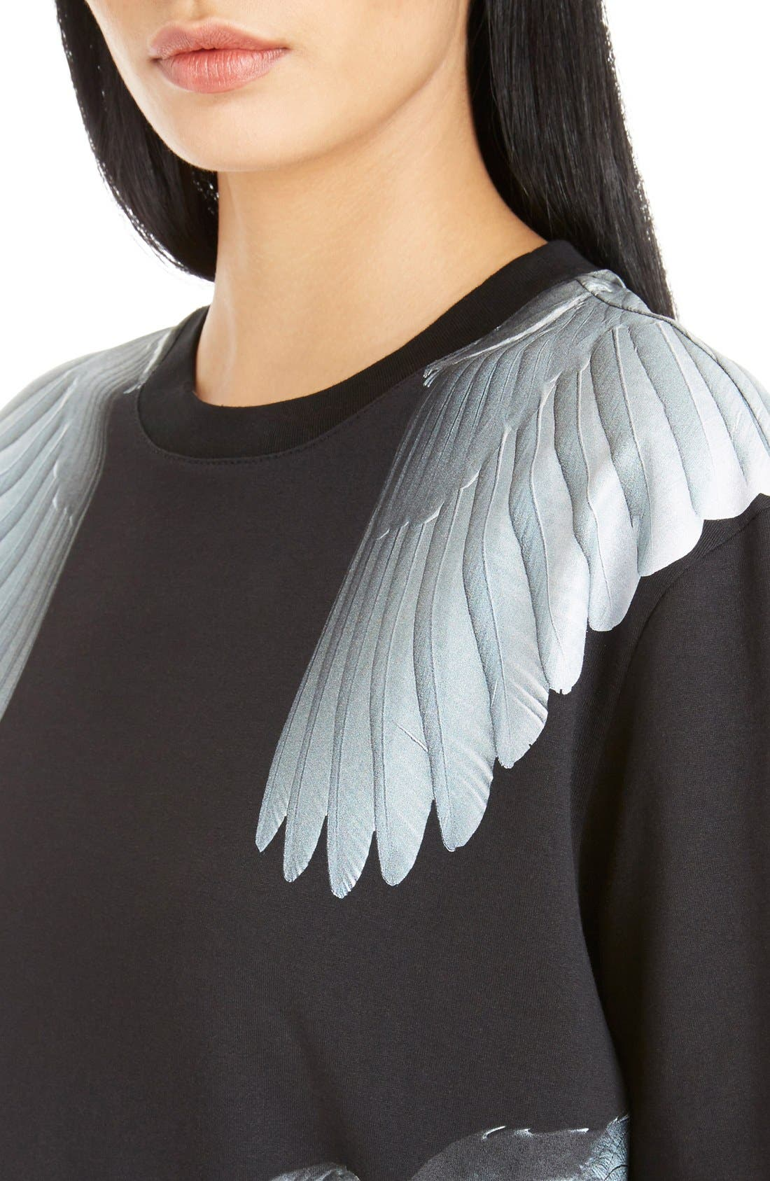 Alternate Image 5  - Givenchy 'Wing' Cotton Tee