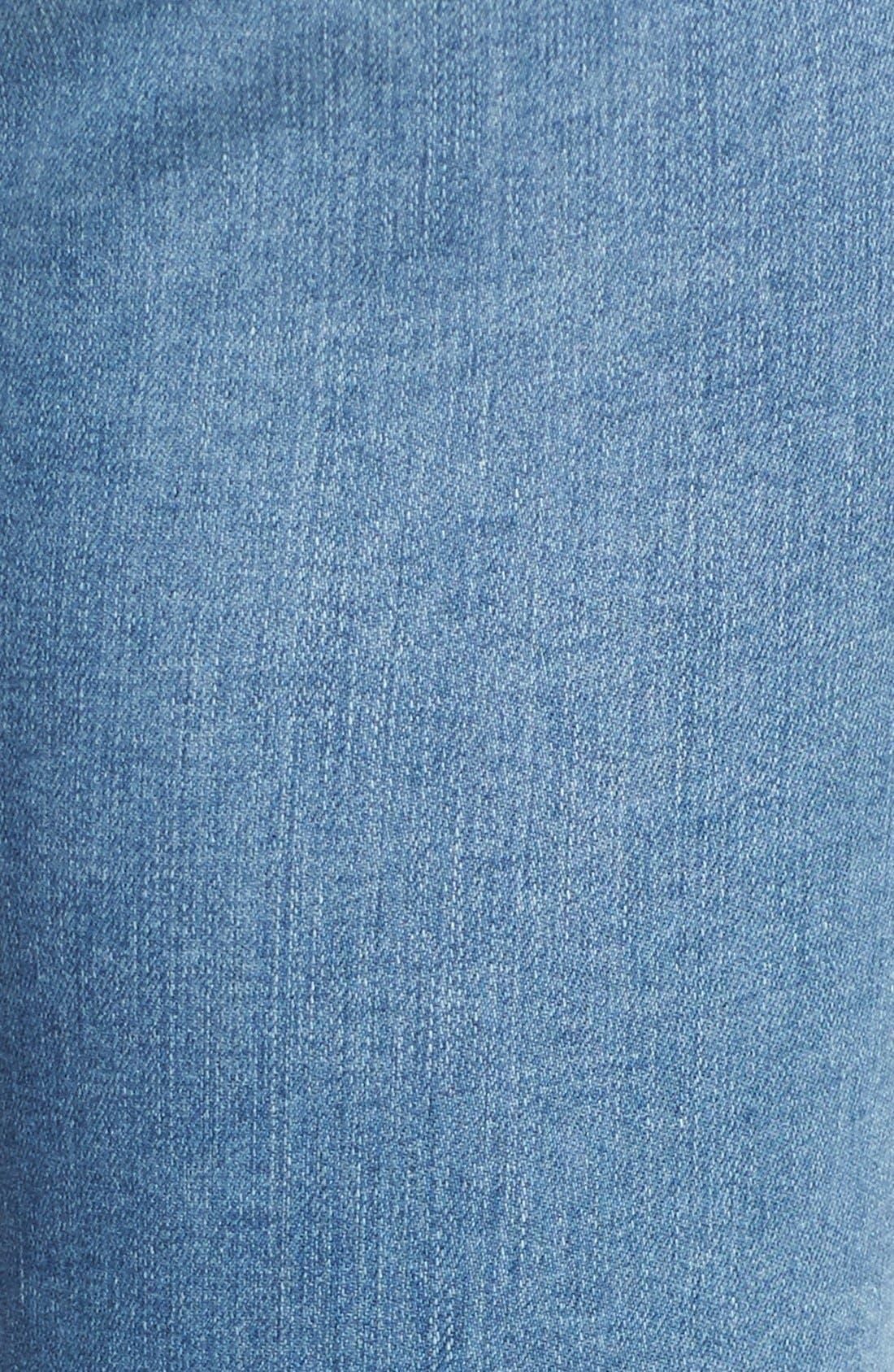 Alternate Image 5  - AG 'Middi' Ankle Skinny Jeans (15 Year LiberatingBeat)