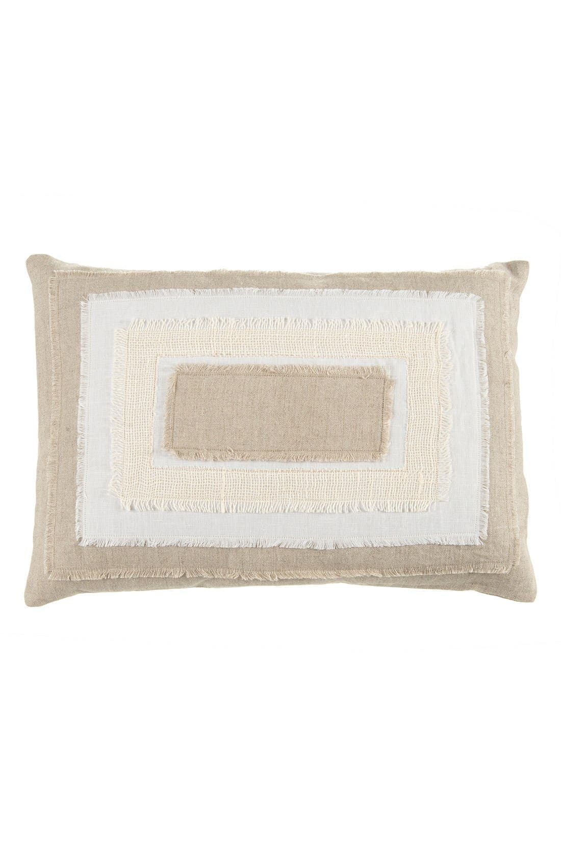 BEEKMAN 1802 'Stacked' Pillow