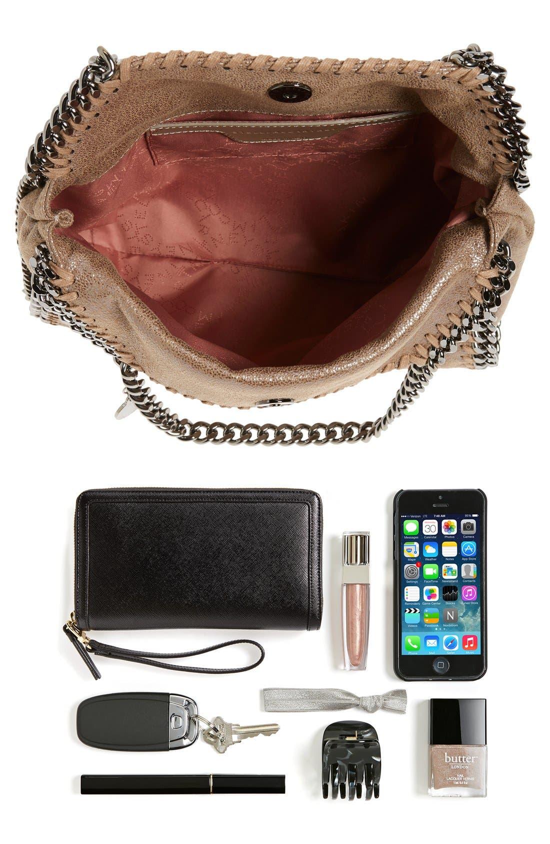 Alternate Image 7  - Stella McCartney 'Mini Falabella' Faux Leather Crossbody Bag