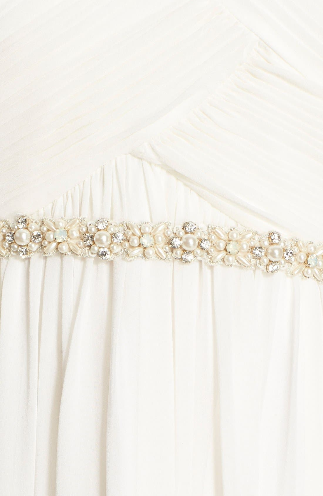 Alternate Image 3  - Camilla Christine Faux Pearl & Bead Belt