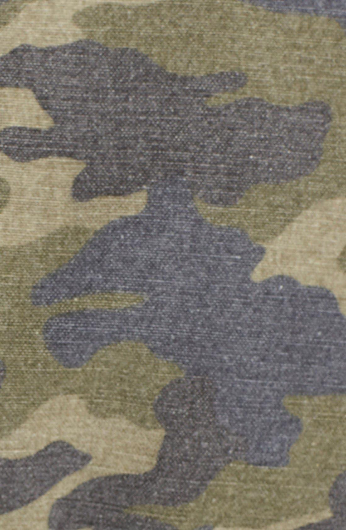 Alternate Image 5  - Velvet by Graham & Spencer 'Army' Cotton Jacket