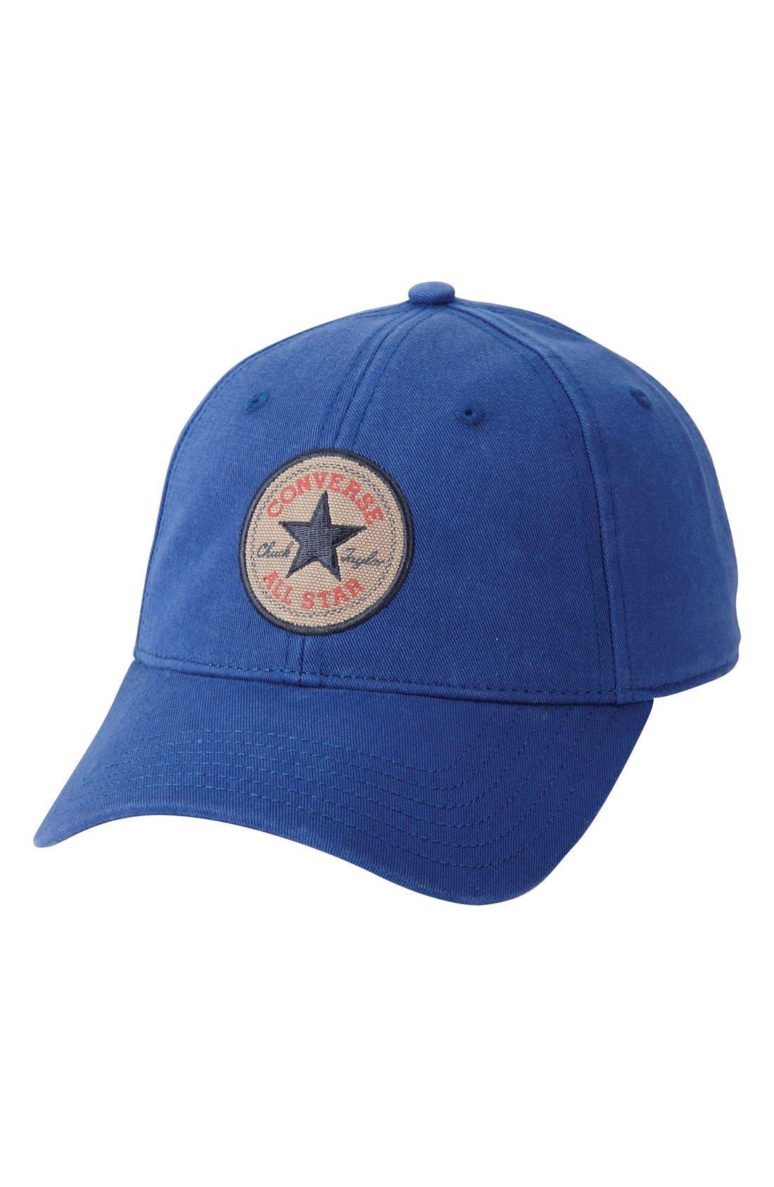 Alternate Image 1 Selected - Converse 'Core' Twill Ball Cap