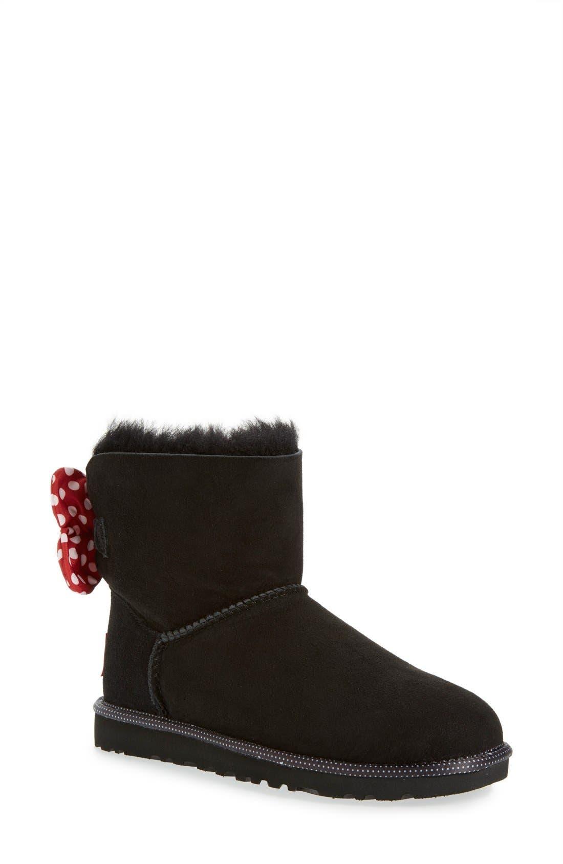 Main Image - UGG® Disney® 'Sweetie Bow' Boot (Women)