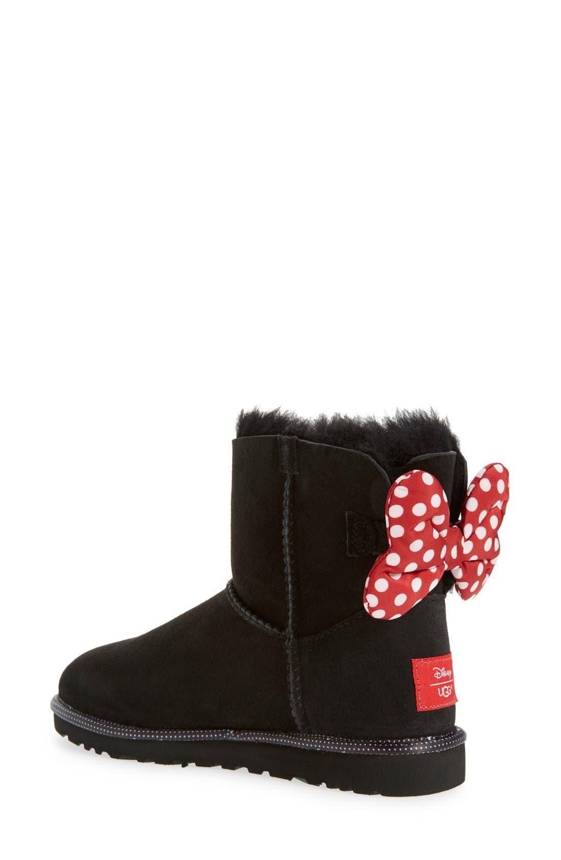 Alternate Image 2  - UGG® Disney® 'Sweetie Bow' Boot (Women)