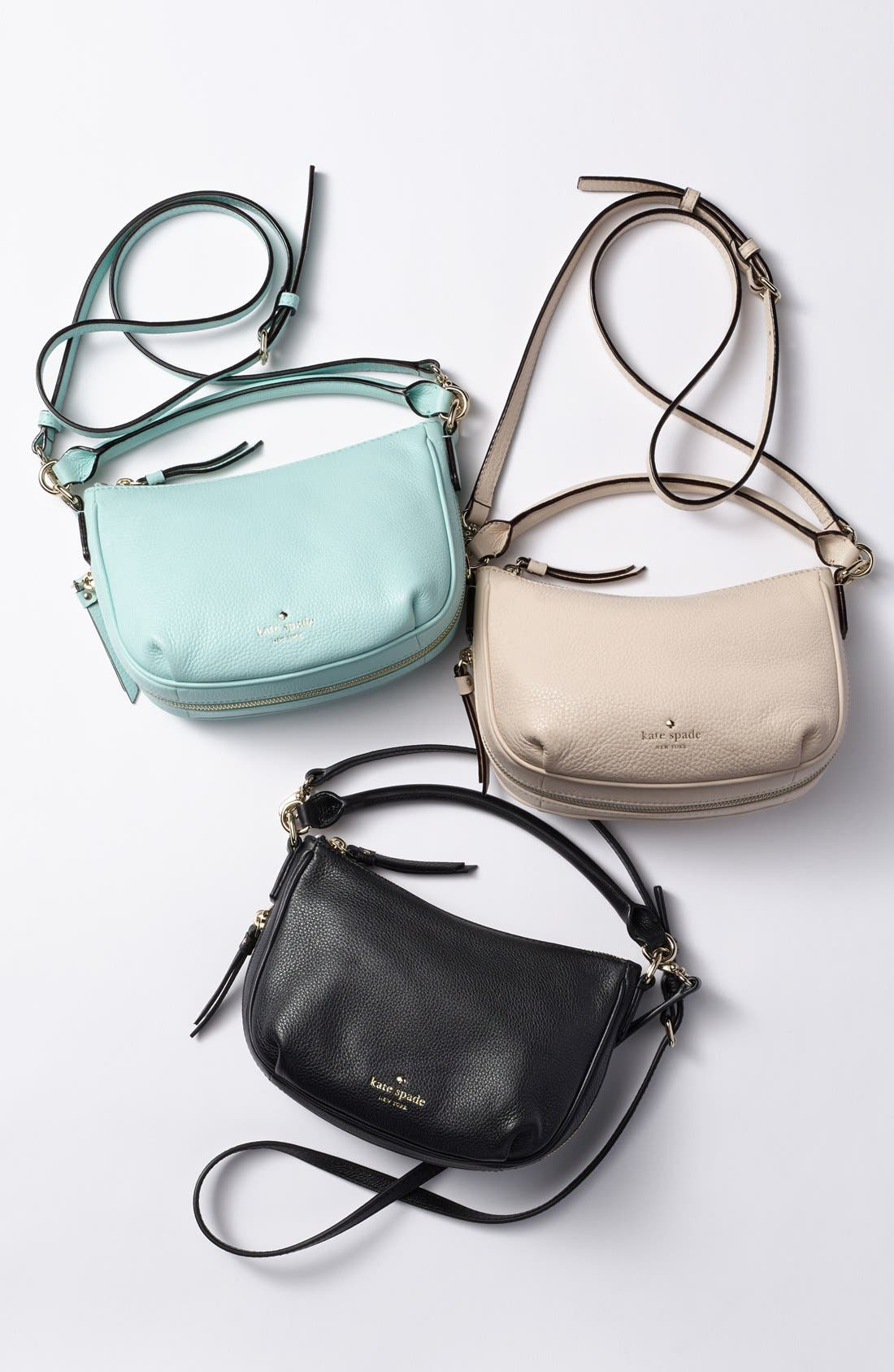 Alternate Image 7  - kate spade new york 'cobble hill - mini ella' leather crossbody bag