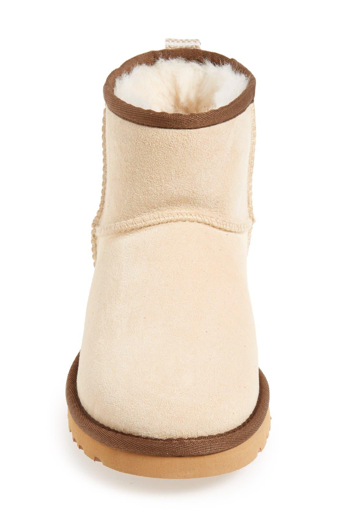 Alternate Image 3  - UGG® 'Classic Mini Serape' Genuine Shearling Lined Boot (Women)