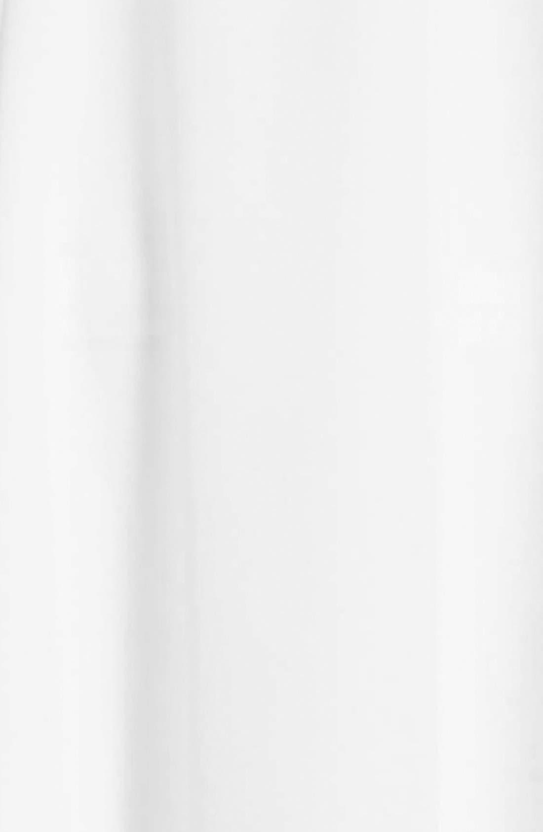 Alternate Image 4  - Topshop Cold Shoulder Skater Dress