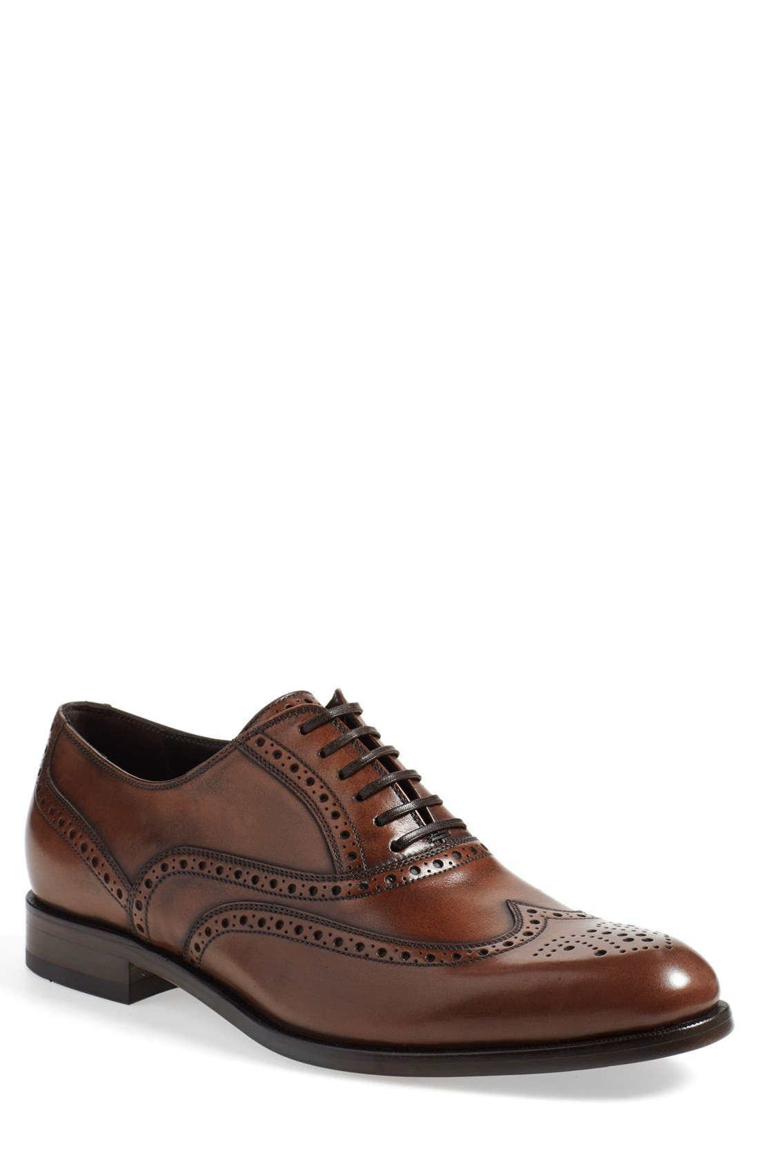 Salvatore Ferragamo 'Gerard' Wingtip (Men)