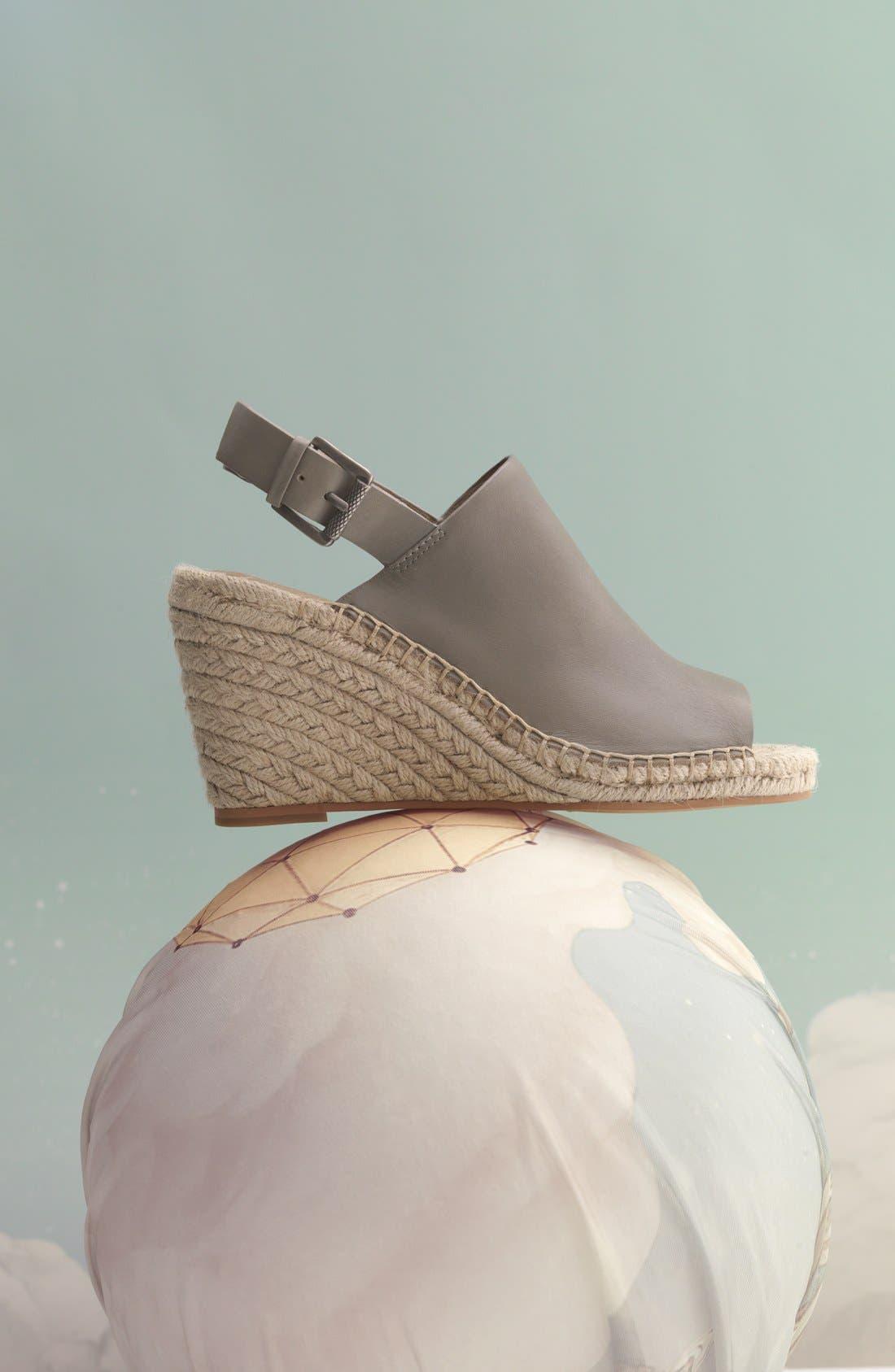Alternate Image 5  - Caslon® Sutton Slingback Sandal (Women)