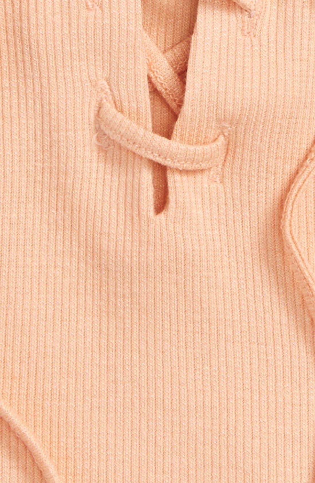 Alternate Image 4  - Topshop Lace-Up Camisole