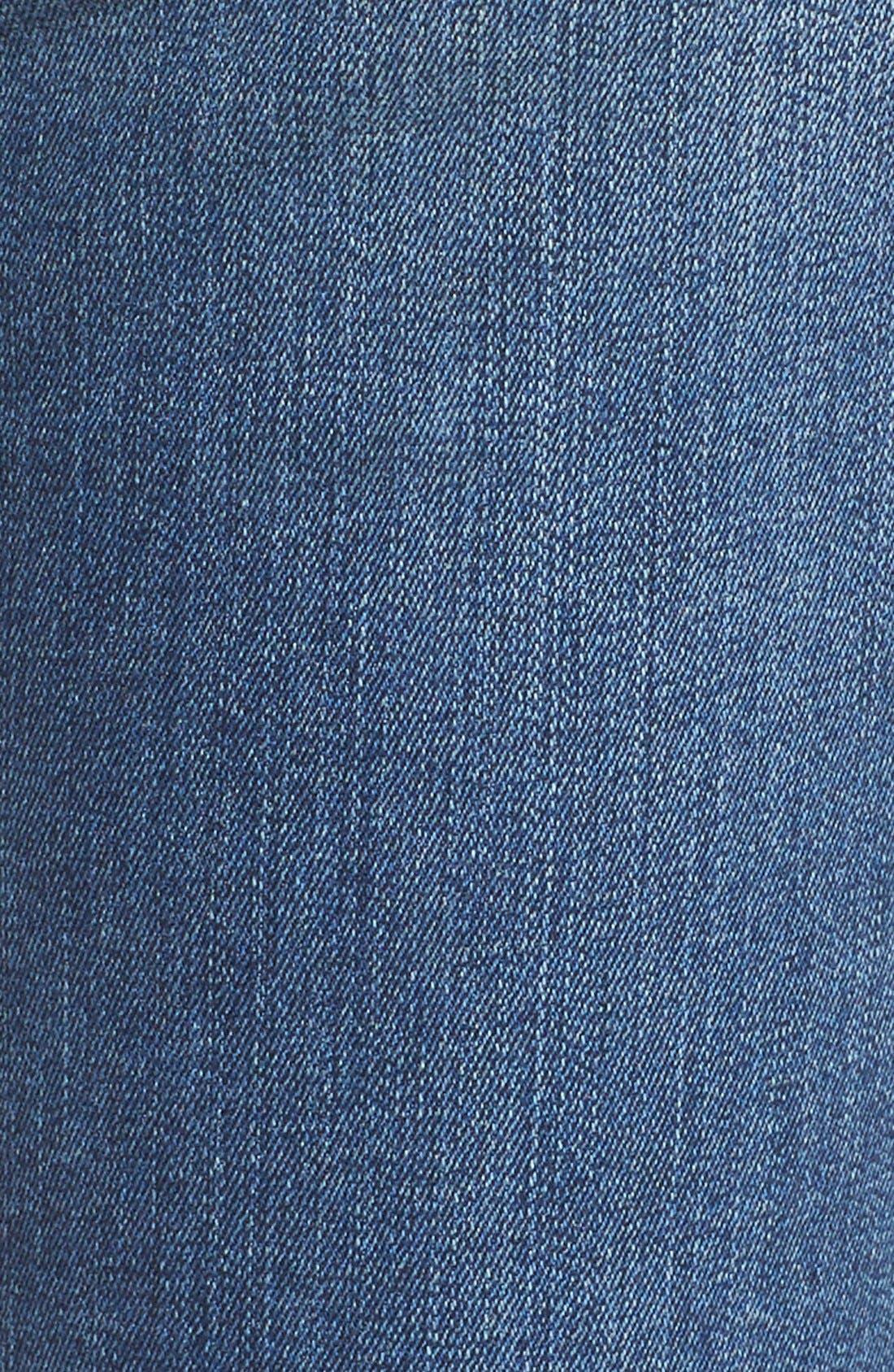 Alternate Image 5  - NYDJ 'Clarissa' Stretch Ankle Skinny Jeans (Heyburn) (Regular & Petite)