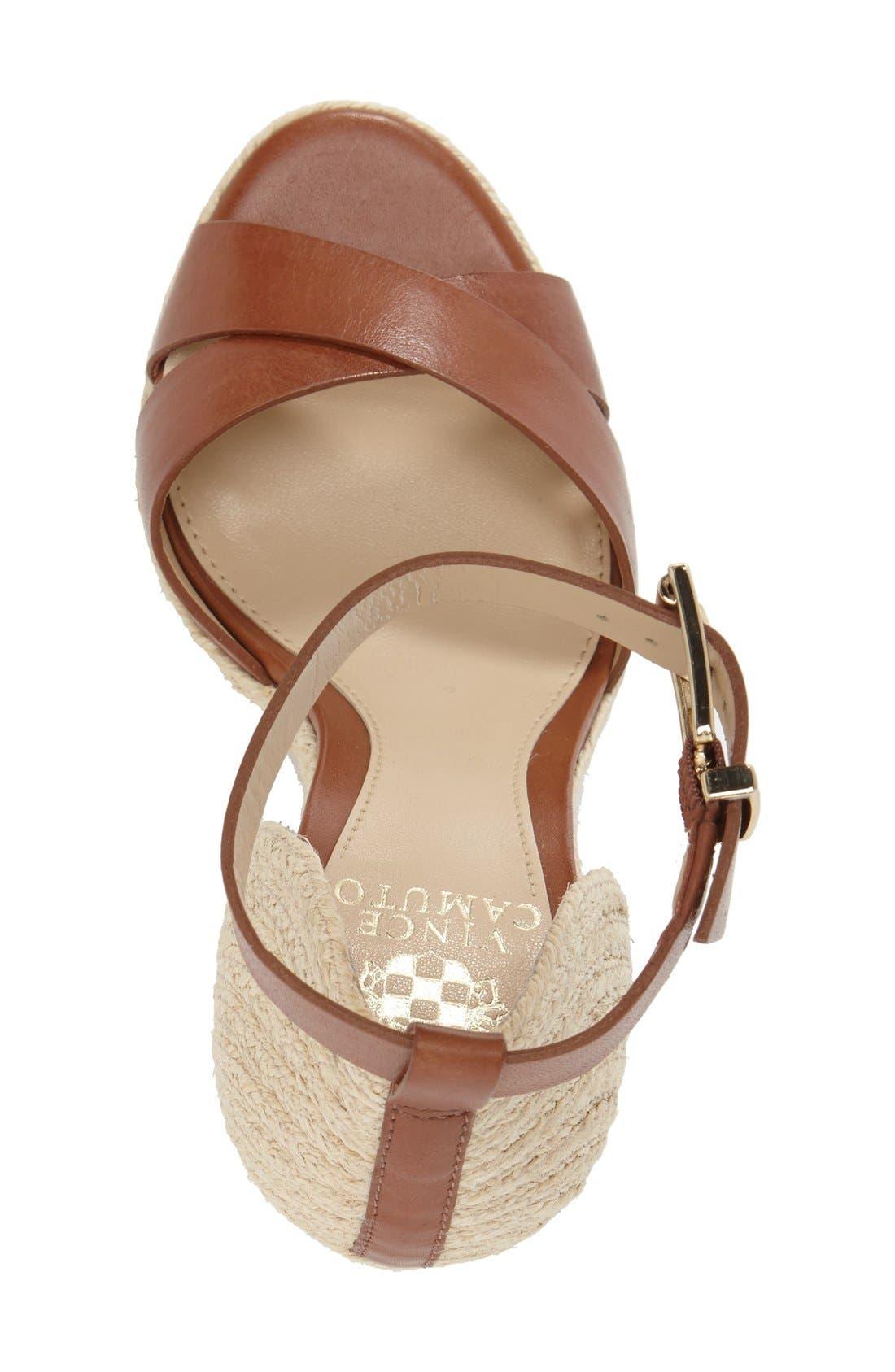 Alternate Image 3  - Vince Camuto 'Maurita' Sandal (Women)
