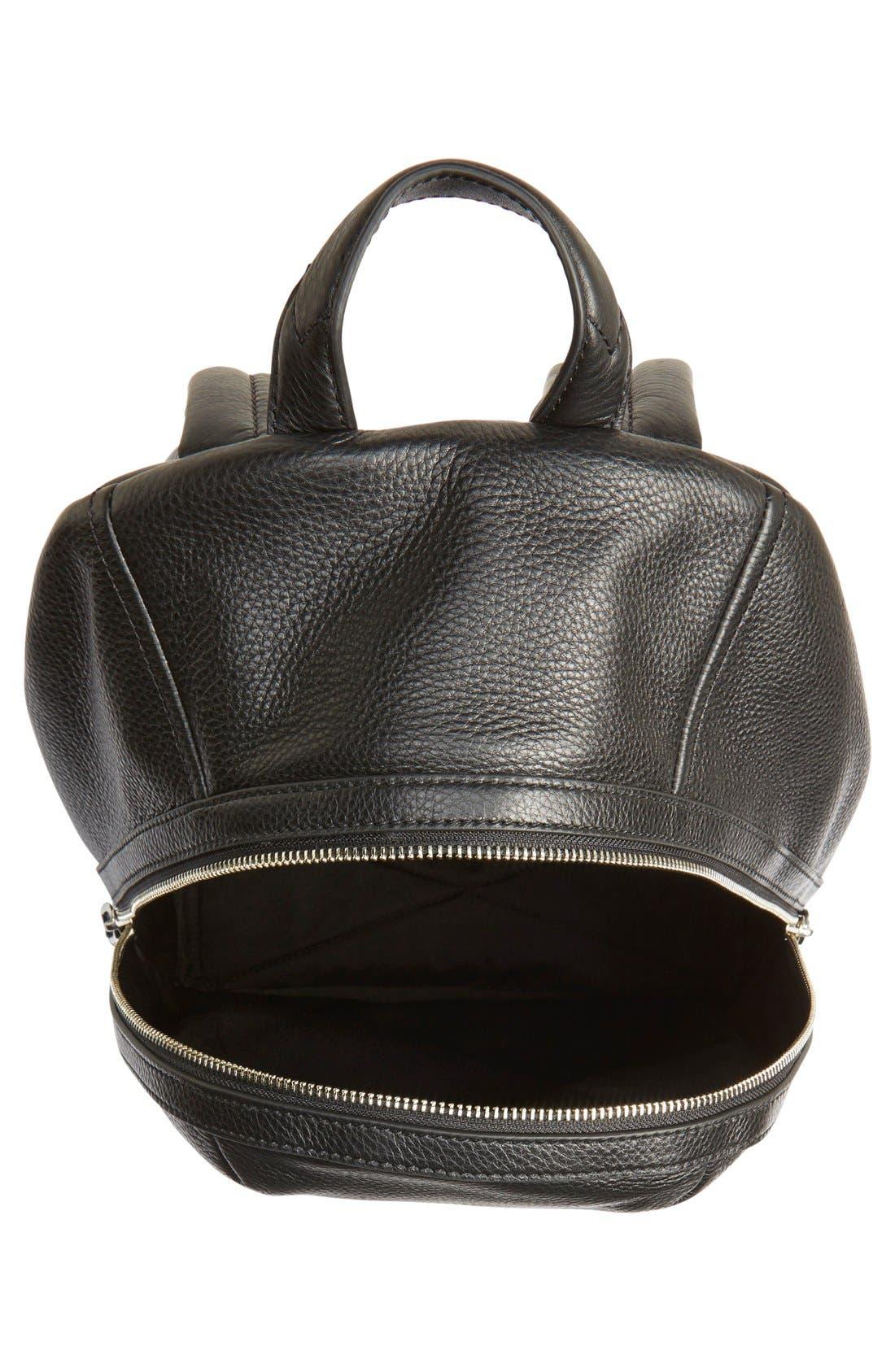 Alternate Image 4  - MARC JACOBS Large Biker Leather Backpack