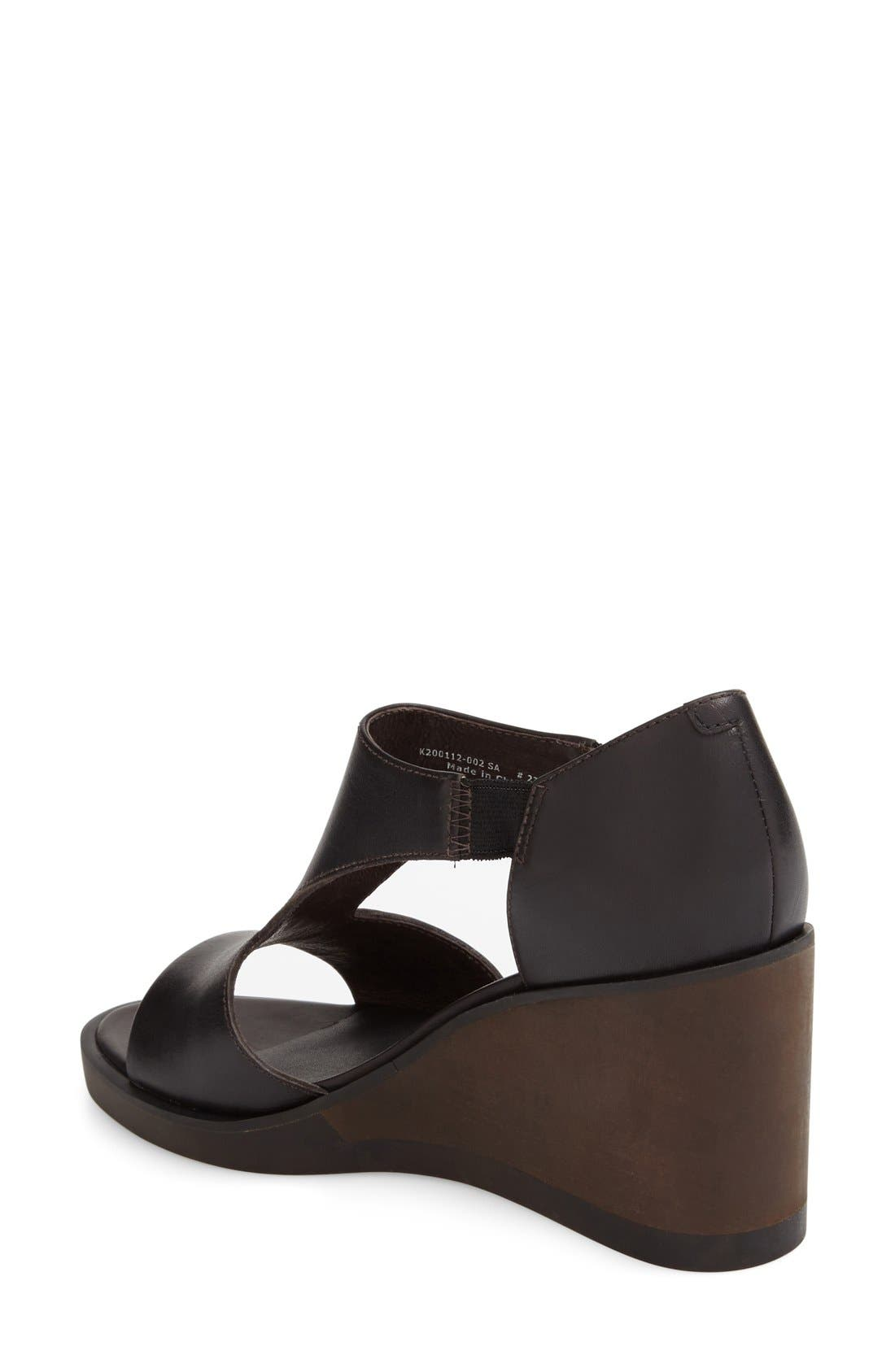 Alternate Image 2  - Camper 'Limi' Wedge Sandal (Women)