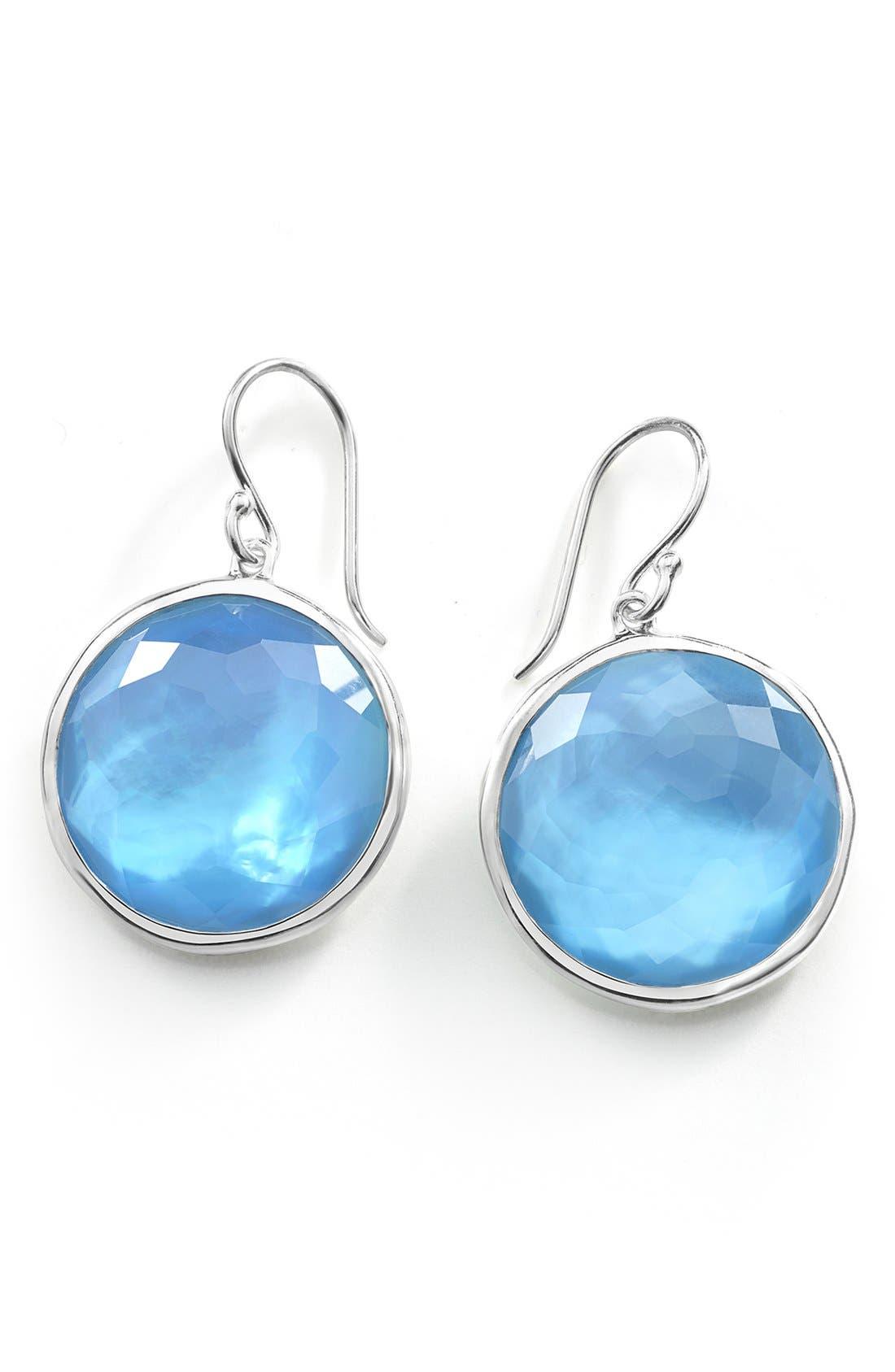 Alternate Image 1 Selected - Ippolita 'Rock Candy' Large Stone Drop Earrings