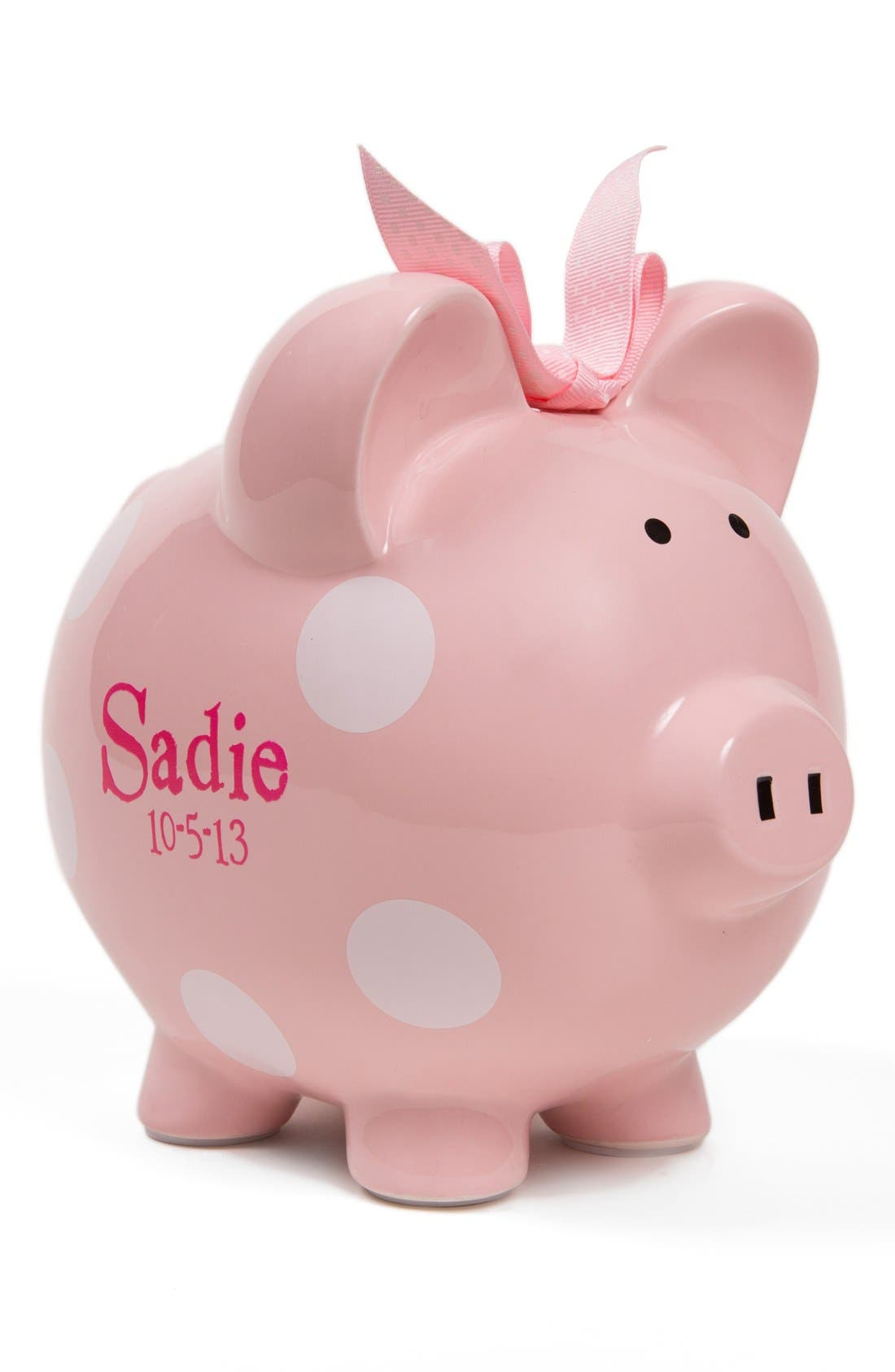 Someday Inc. Personalized Piggy Bank