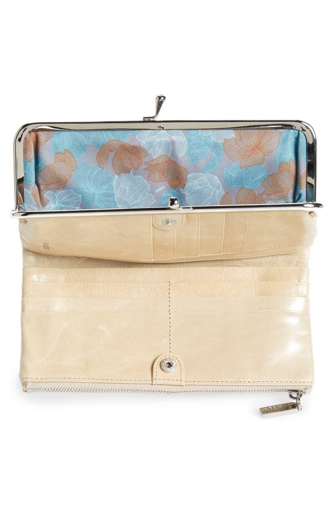 Alternate Image 2  - Hobo 'Vera' Frame Clutch Wallet