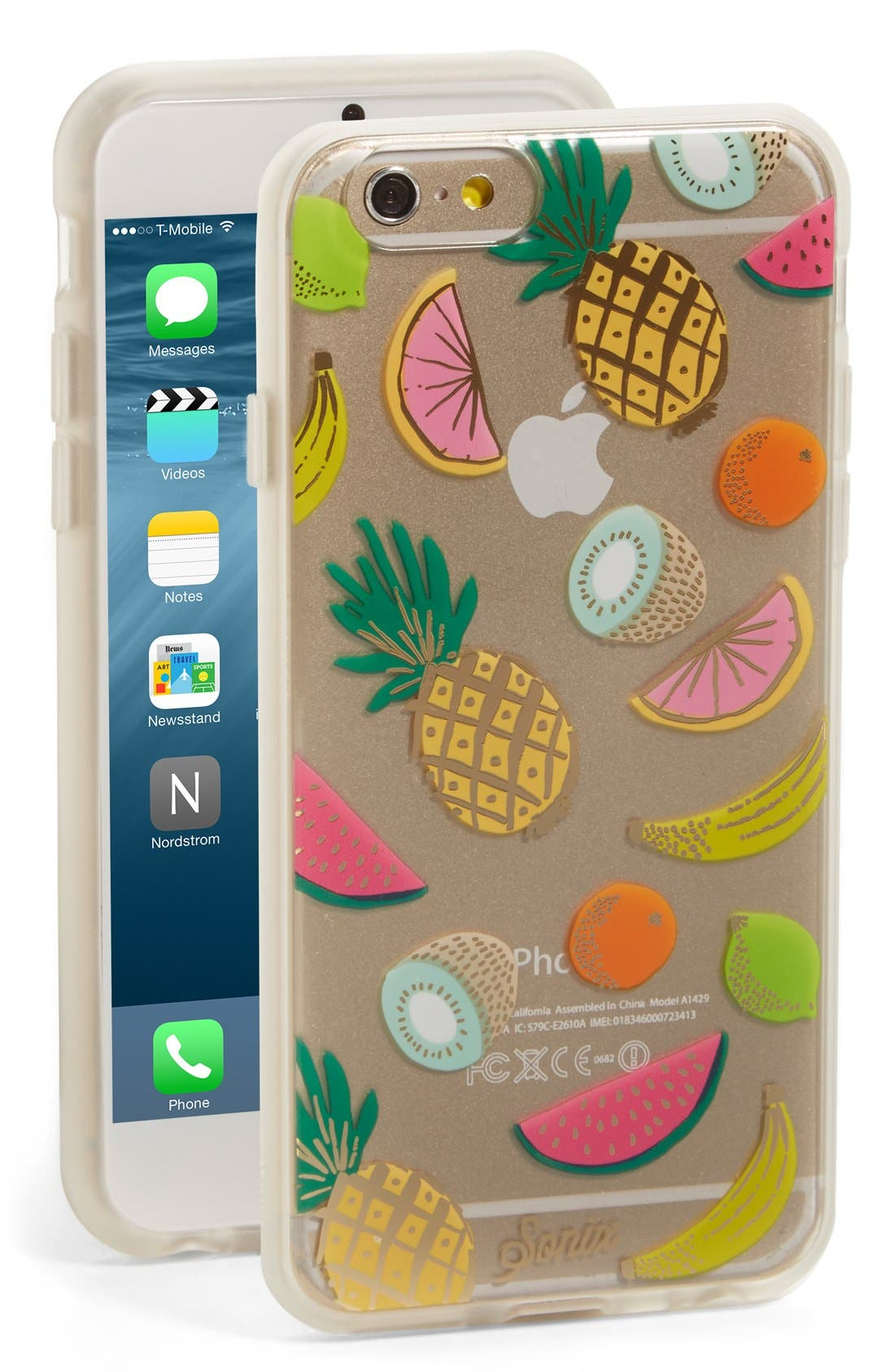 Alternate Image 1 Selected - Sonix Tropicana iPhone 6/6s Case