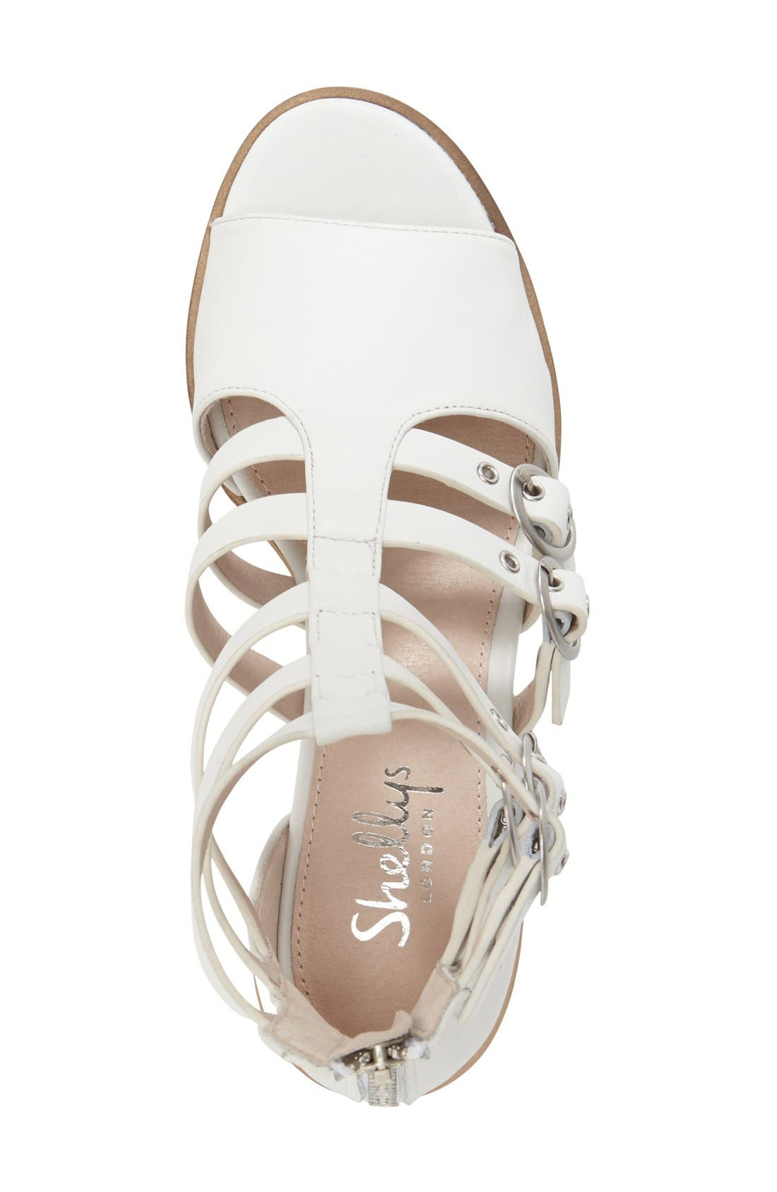 Alternate Image 3  - Shellys London 'Bea' Buckle Sandal (Women)