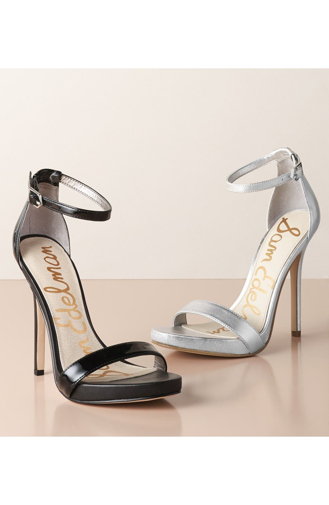 Alternate Image 38  - Sam Edelman 'Eleanor' Ankle Strap Sandal (Women)