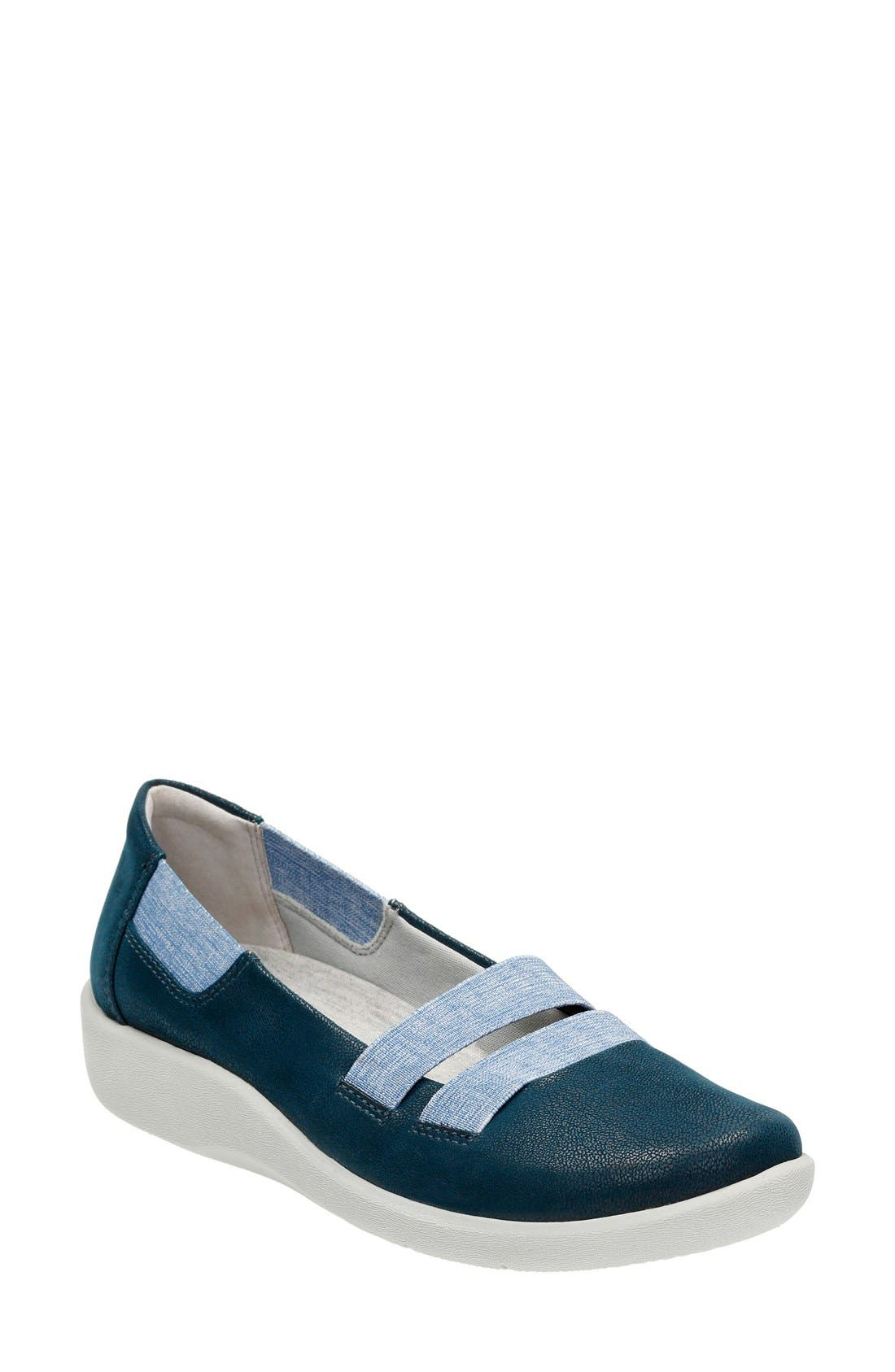 CLARKS® ORIGINALS Clarks® 'Sillian - Rest' Flat