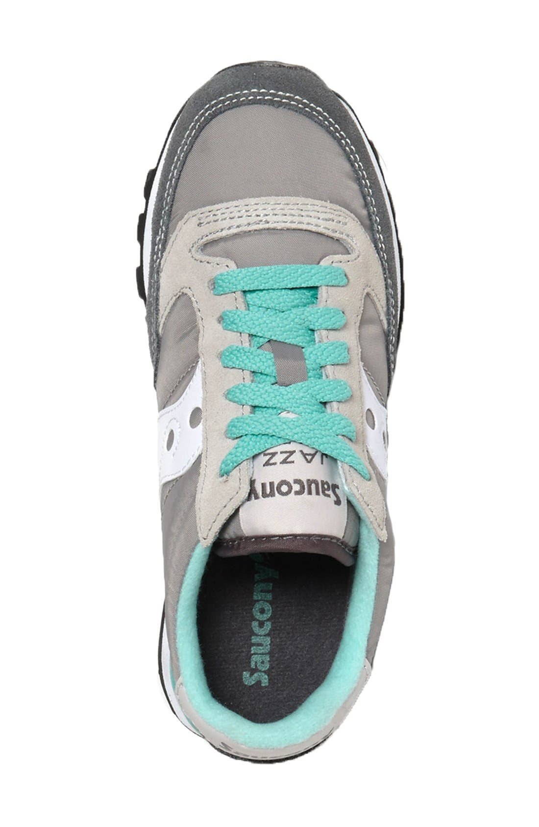 Alternate Image 3  - Saucony 'Jazz - Low Pro' Sneaker (Women)