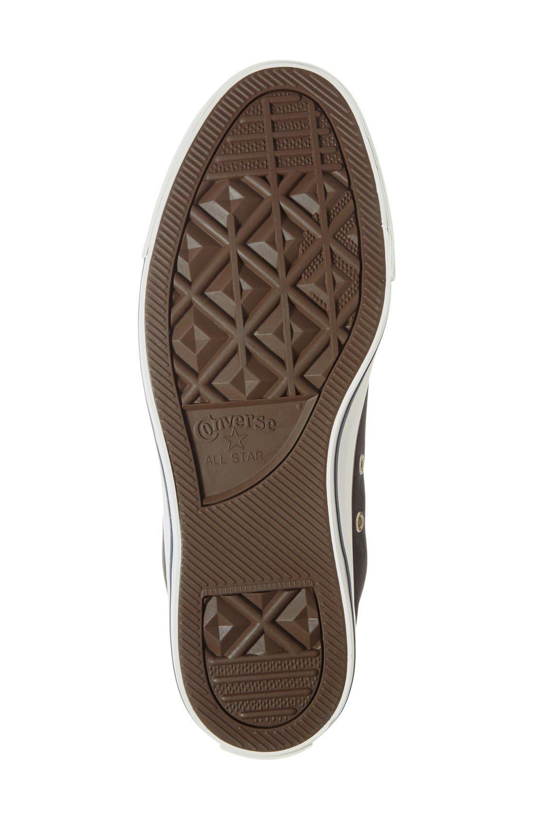 Alternate Image 4  - Converse Chuck Taylor® All Star® High-Top Sneaker (Men)