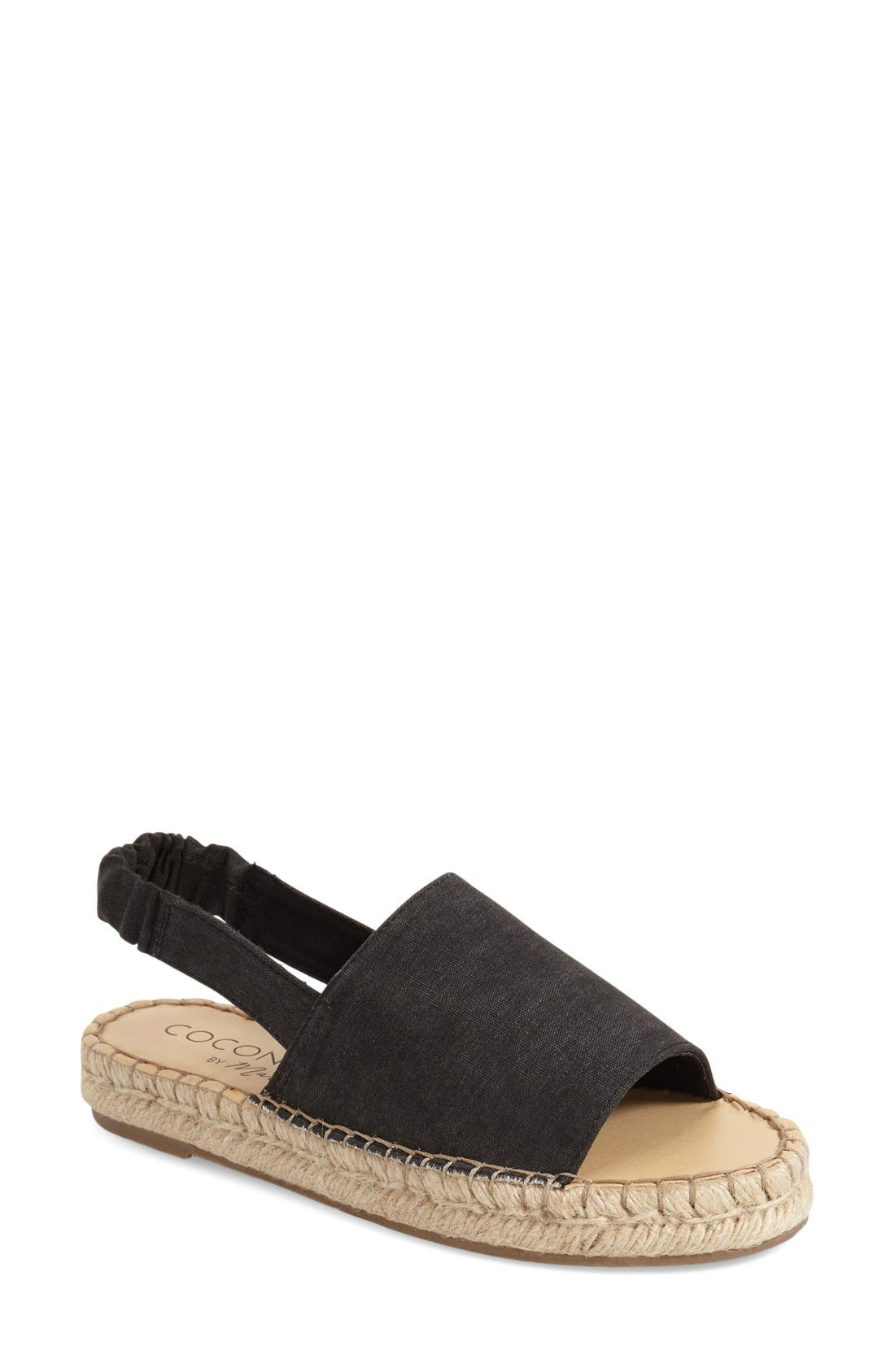Alternate Image 1 Selected - Coconuts by Matisse 'Darling' Espadrille Sandal (Women)