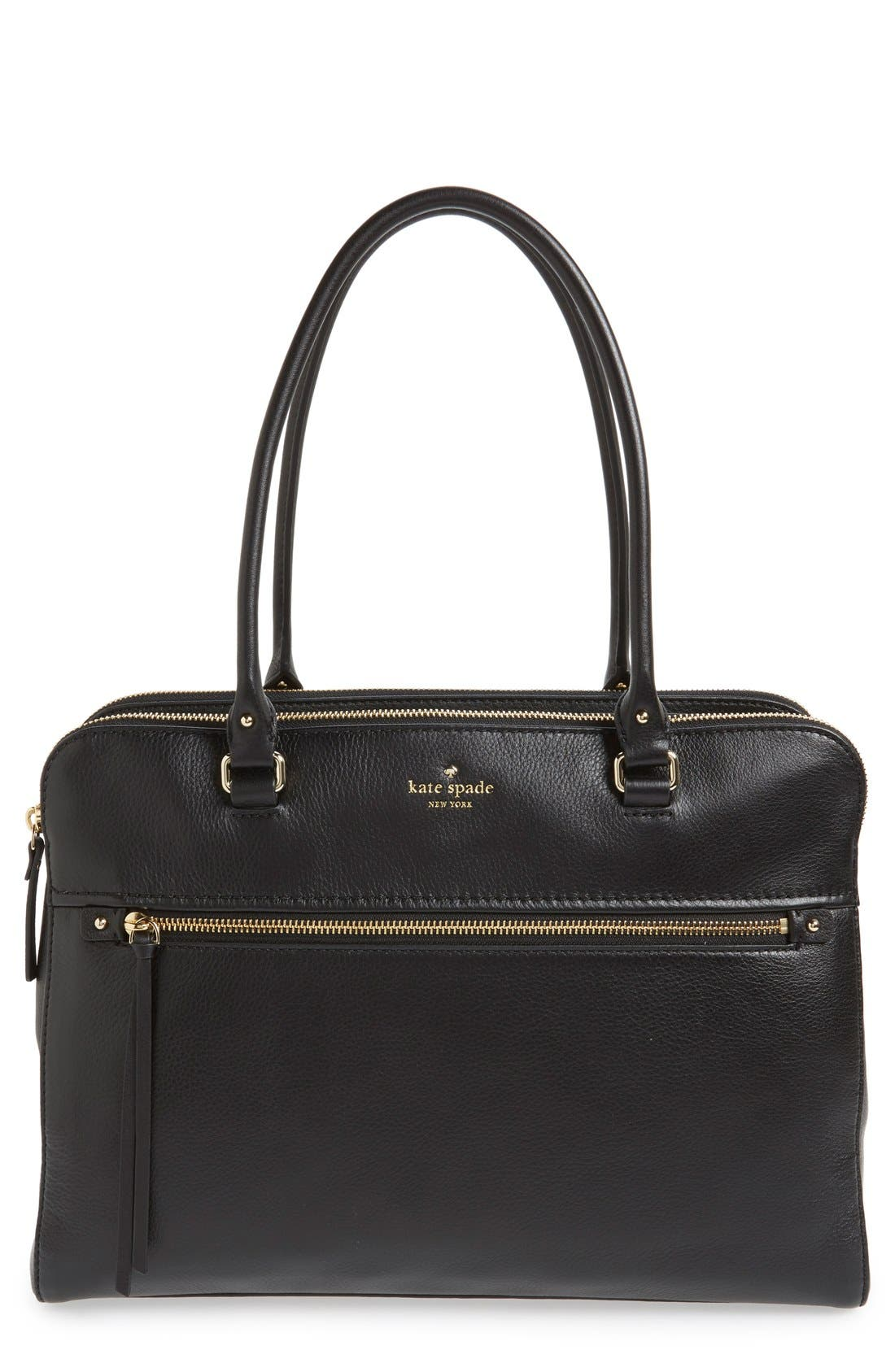 Alternate Image 1 Selected - kate spade new york cobble hill kiernan leather tote