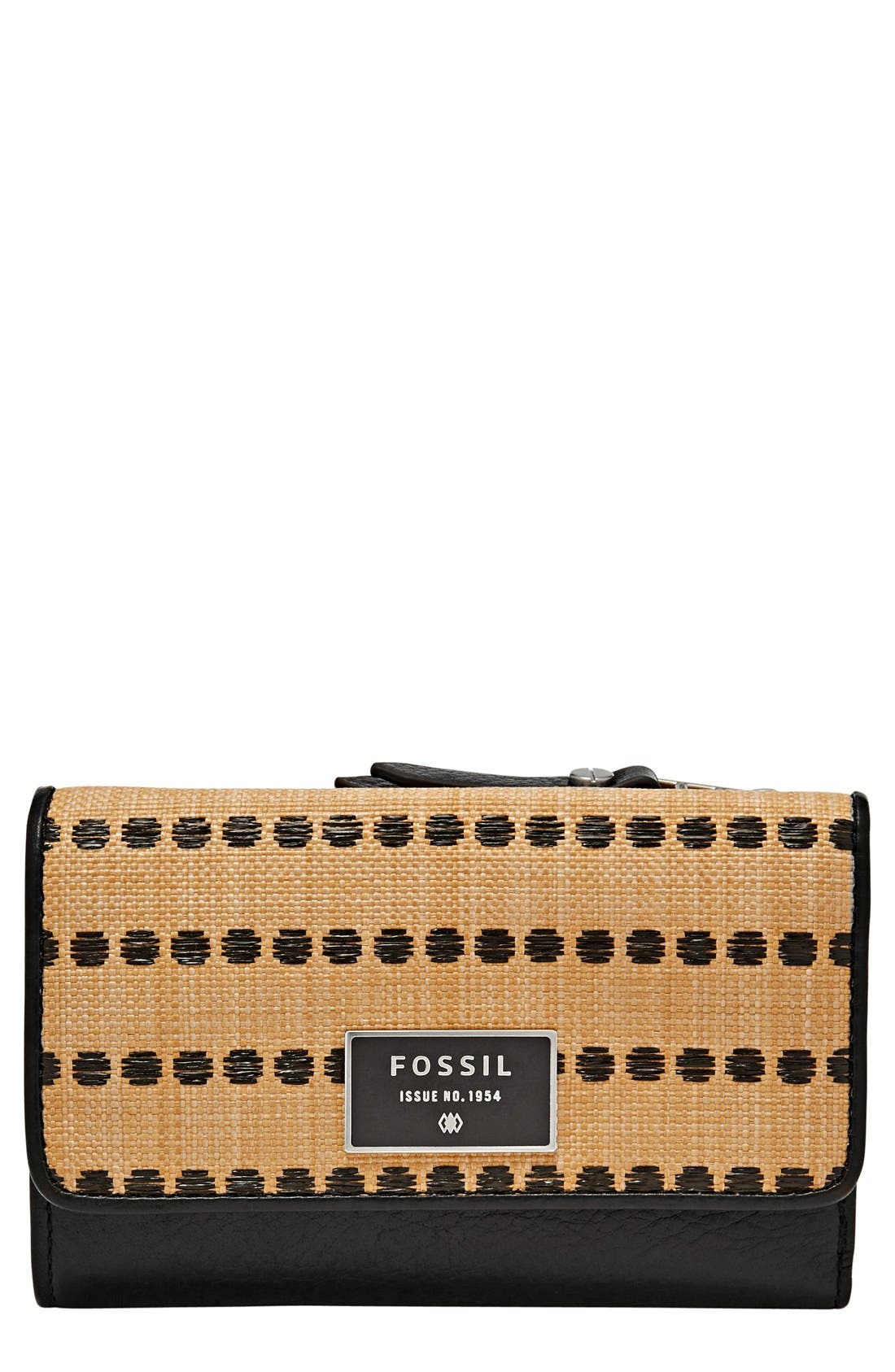Alternate Image 1 Selected - Fossil 'Dawson' Wallet