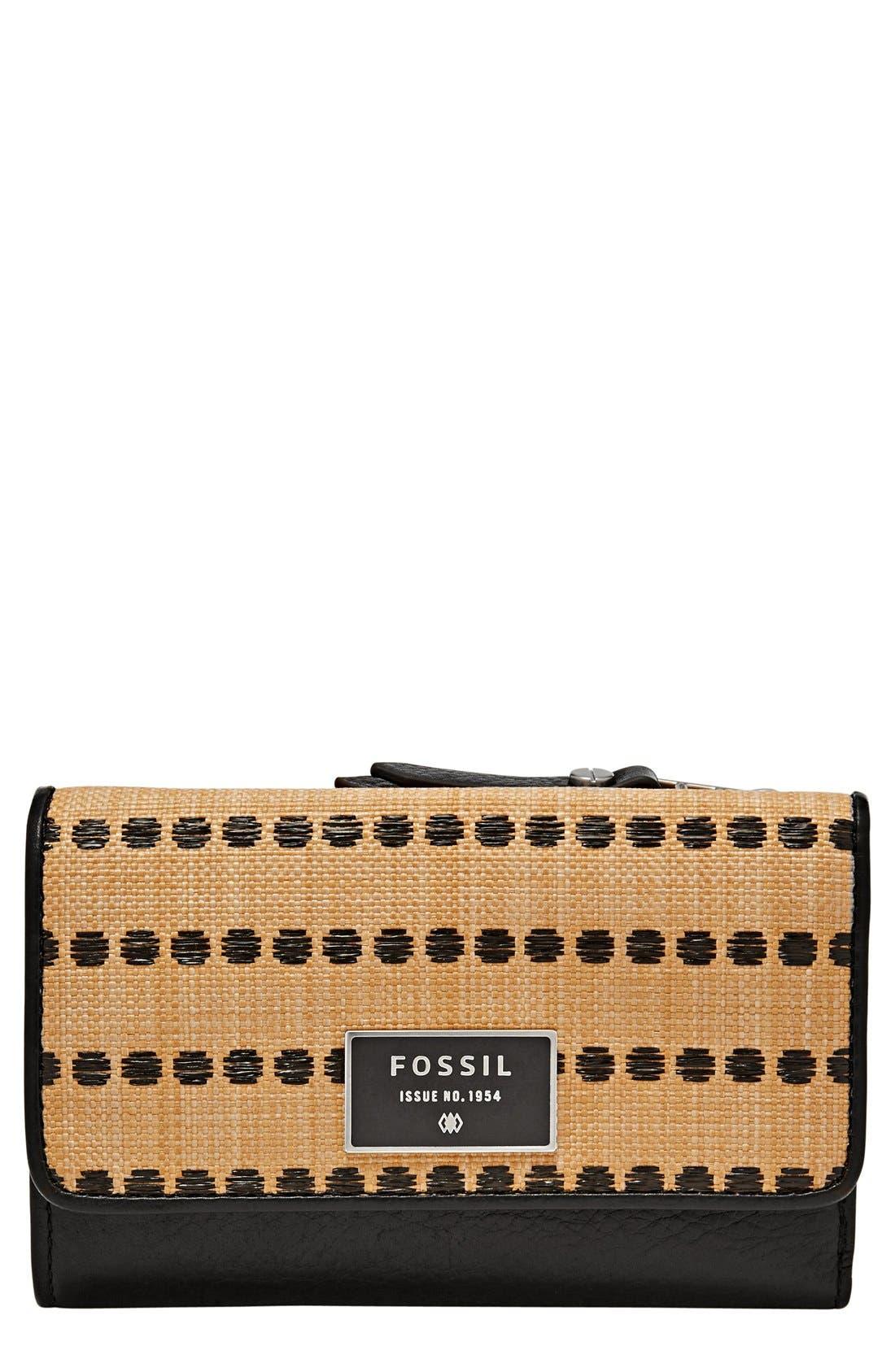 Main Image - Fossil 'Dawson' Wallet