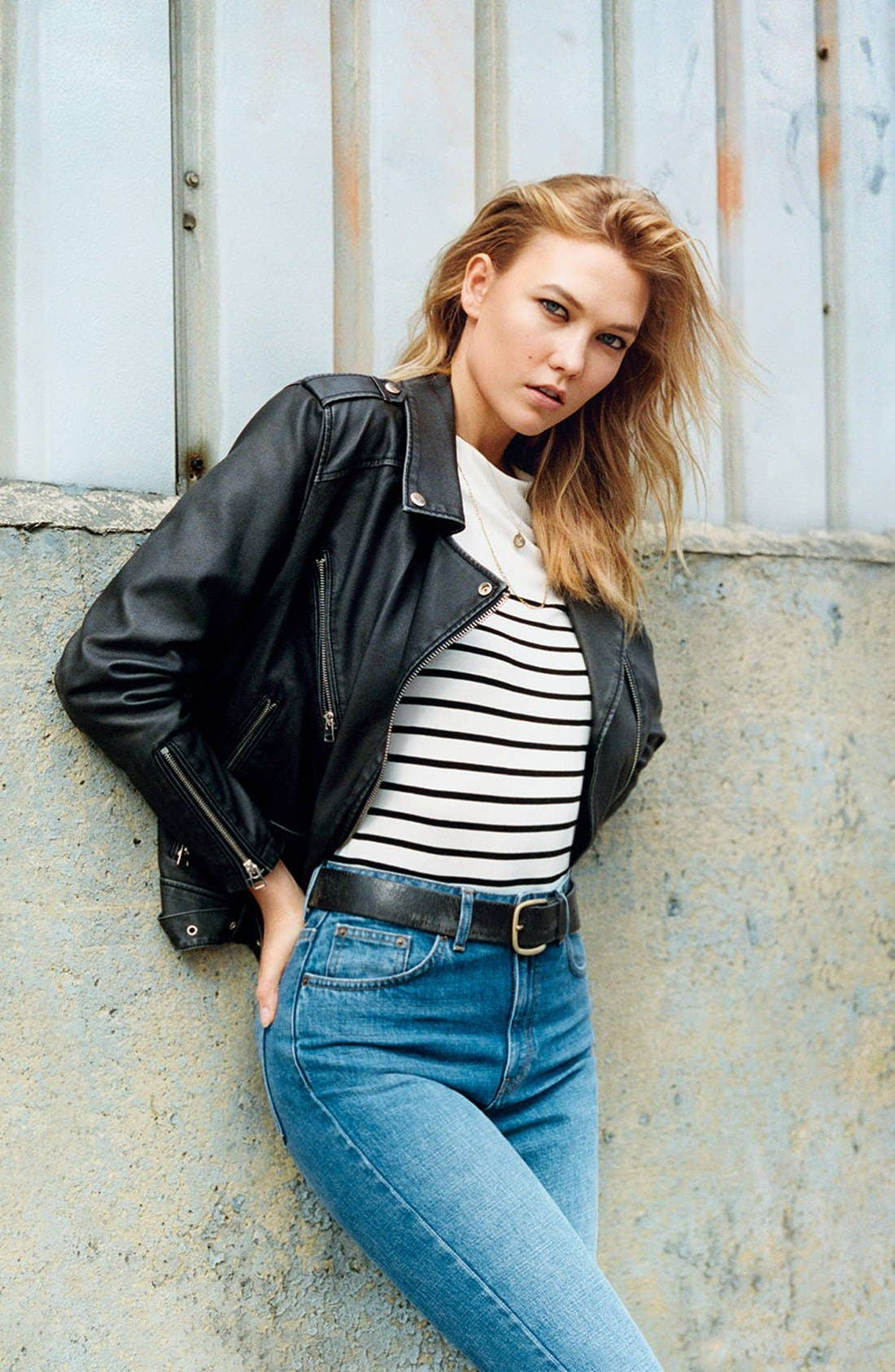 Alternate Image 6  - Topshop High Rise Mom Jeans