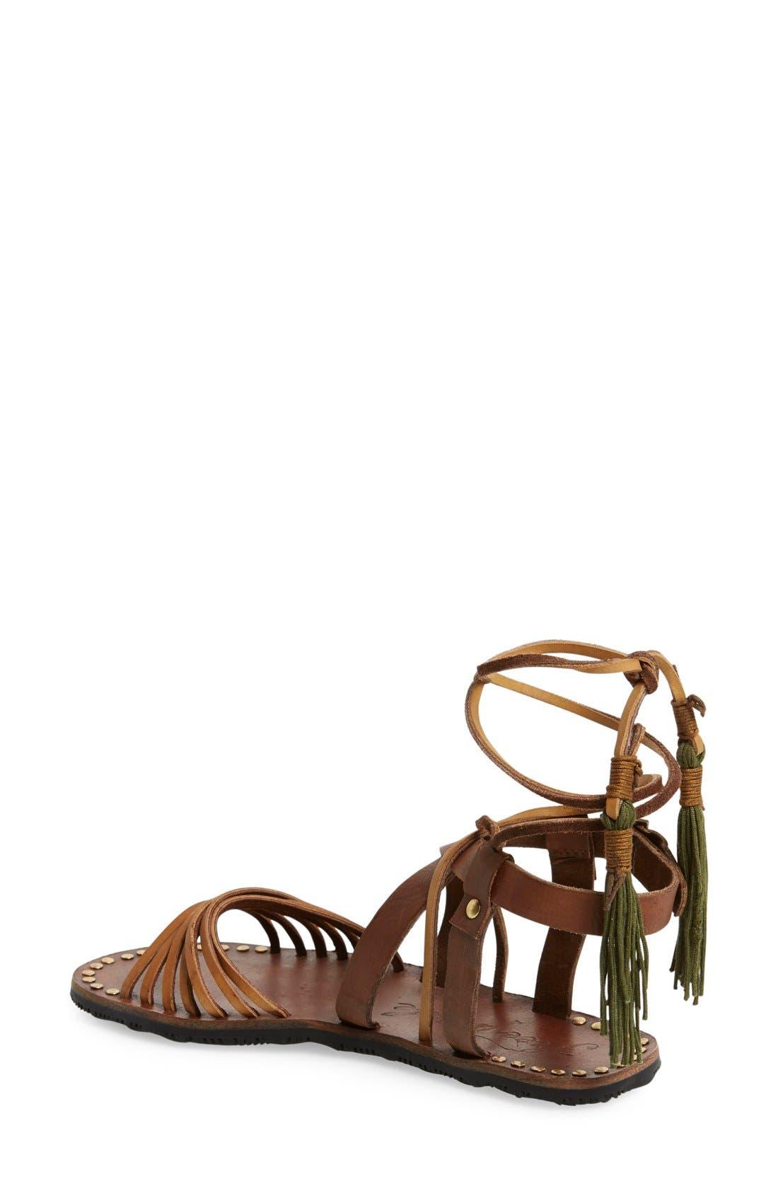 Alternate Image 3  - Free People 'Willow' Gladiator Sandal (Women)