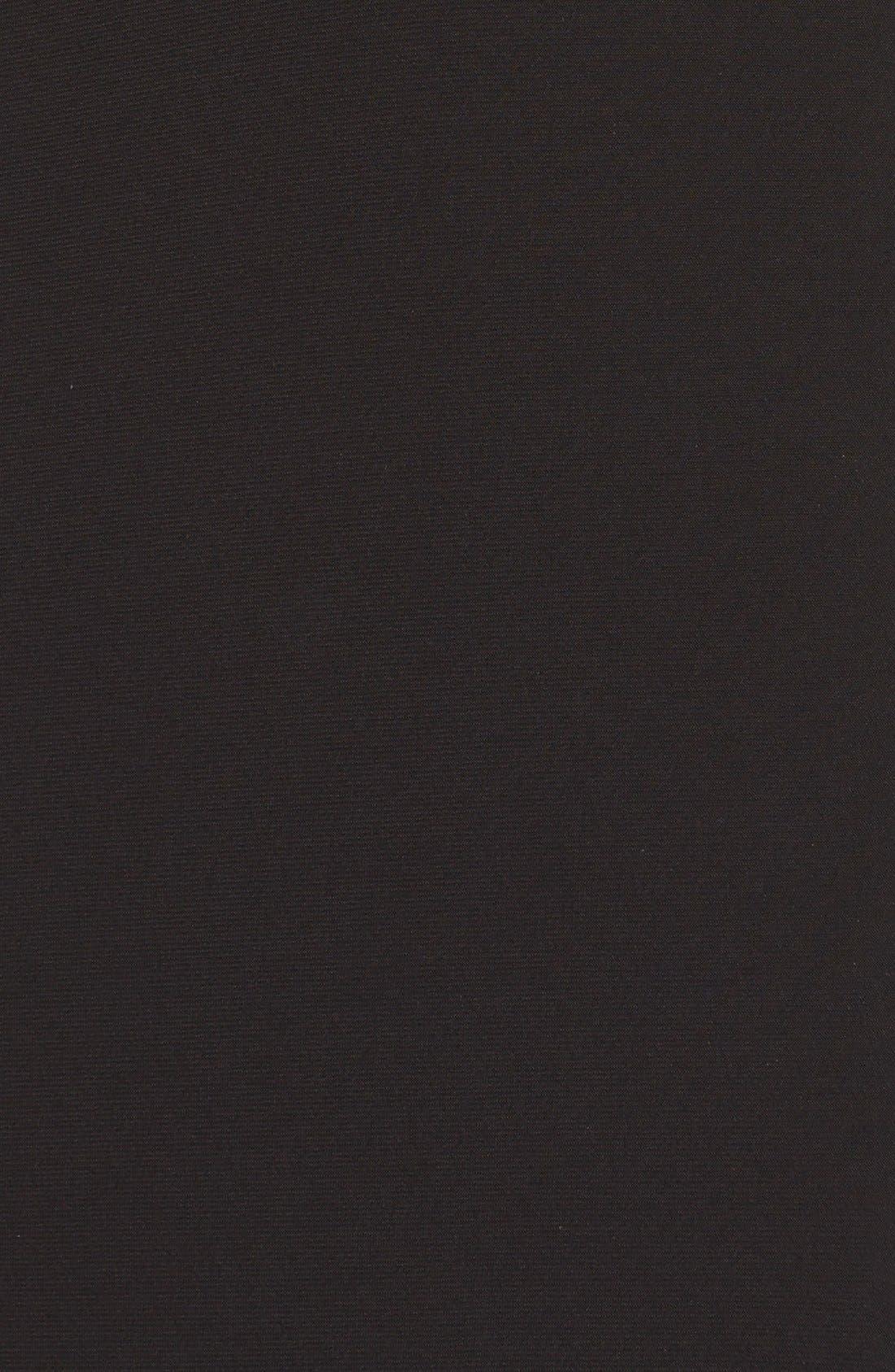 Alternate Image 5  - Faviana Cutout Jersey Gown