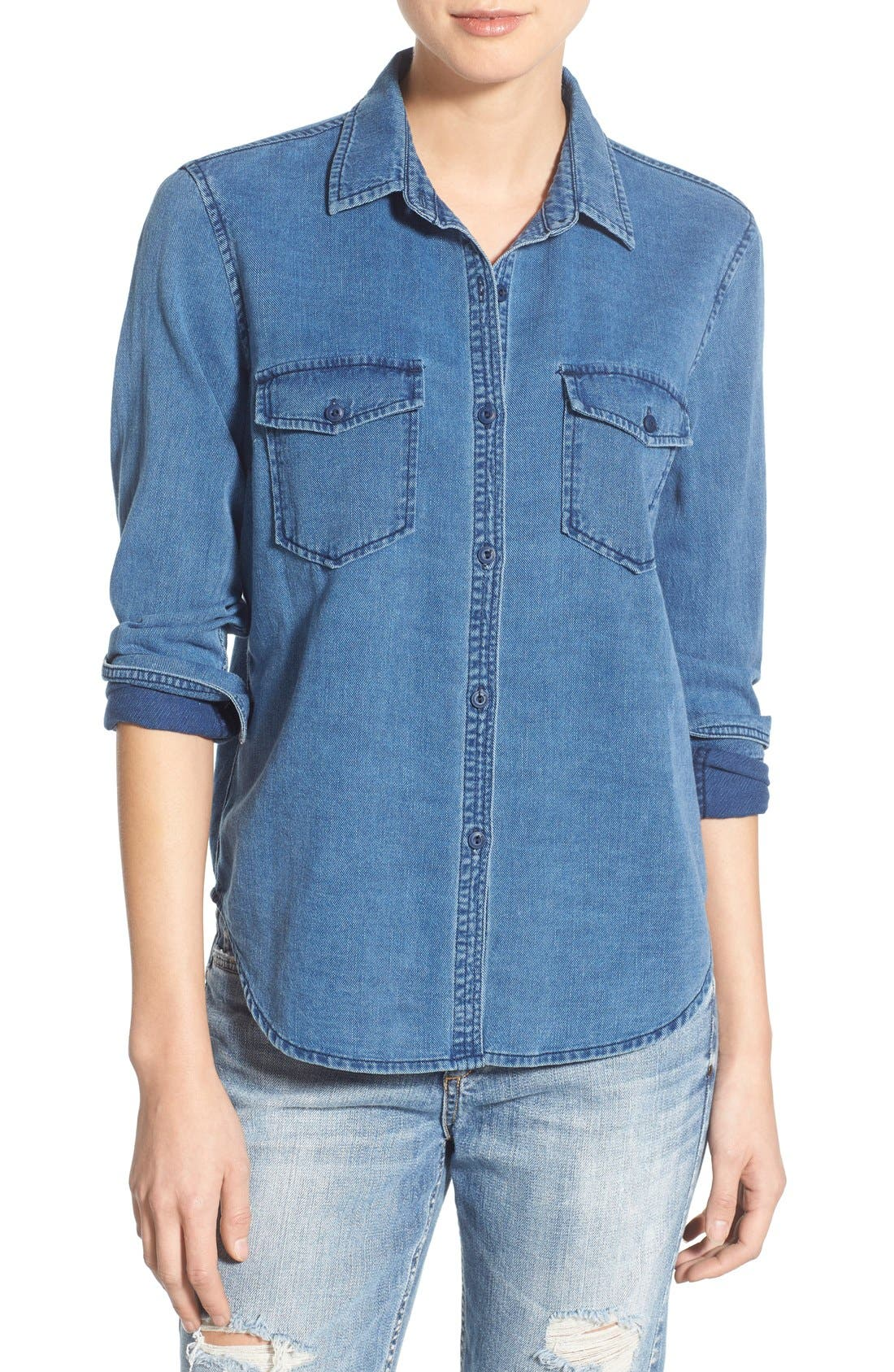 Alternate Image 1 Selected - Joe's 'Brisa' Denim Shirt