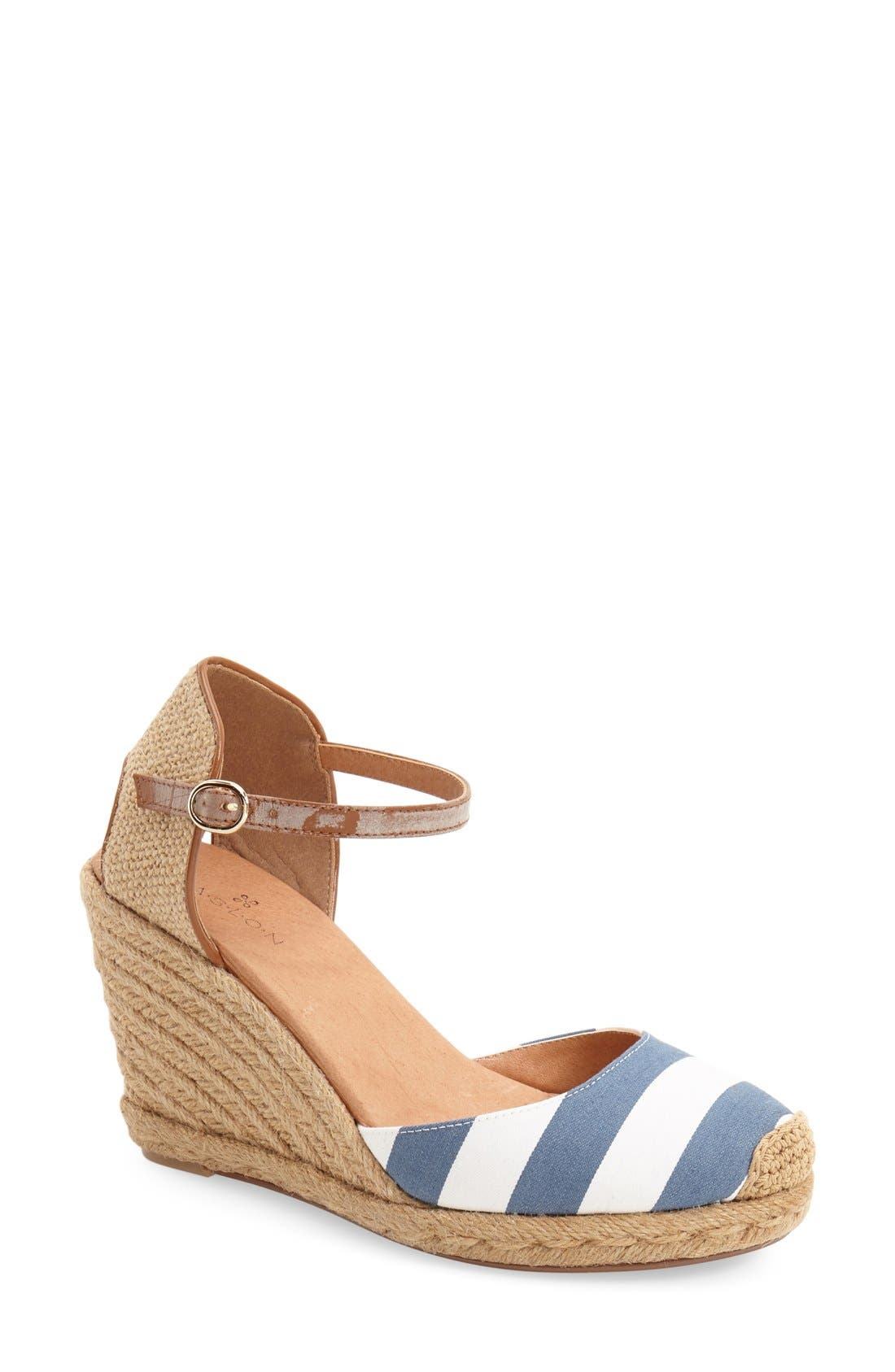 Alternate Image 1 Selected - Caslon® 'Blaire' Espadrille Wedge (Women)