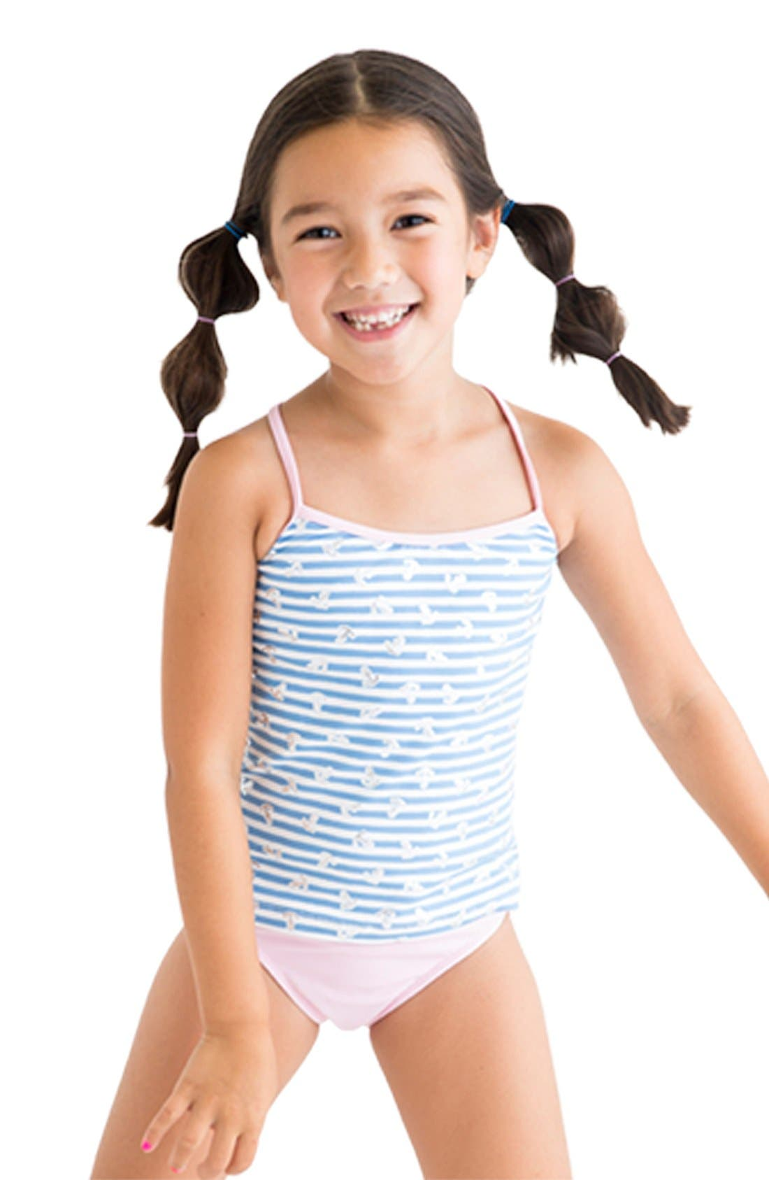Stella Cove Two Piece Tankini Swimsuit Big Girls Nordstrom