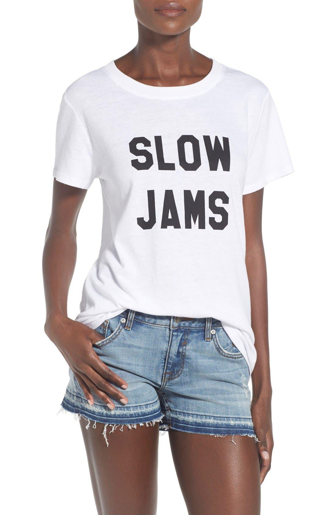 Main Image - Sub_Urban Riot 'Slow Jams' Graphic Tee