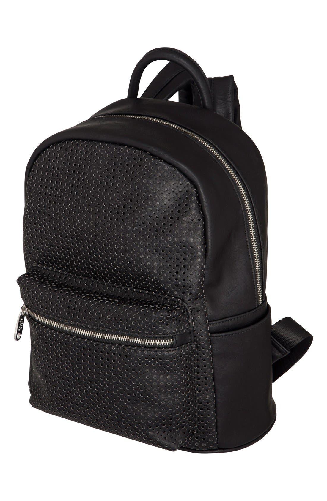 Alternate Image 2  - Urban Originals 'Lola' Perforated Backpack