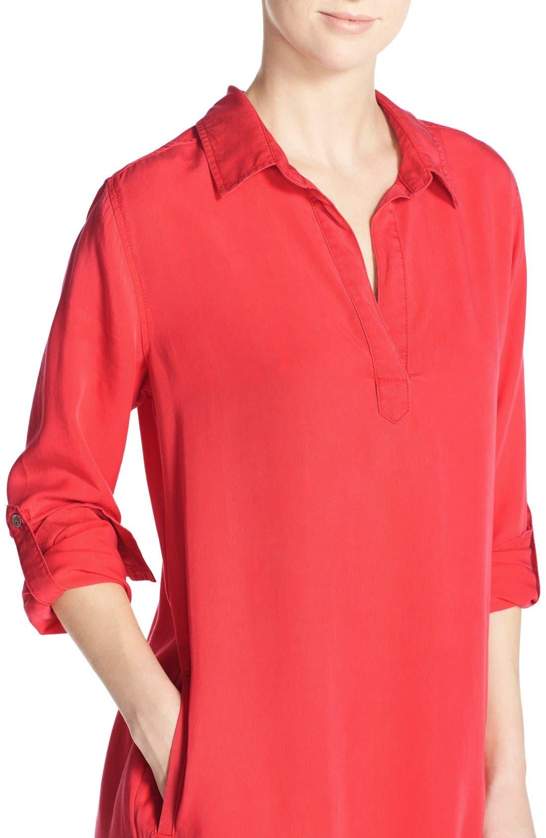 Alternate Image 5  - Kut From The Kloth Shirtdress
