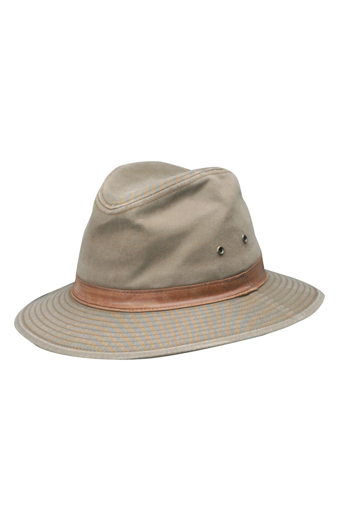 Dorfman Pacific Safari Fedora