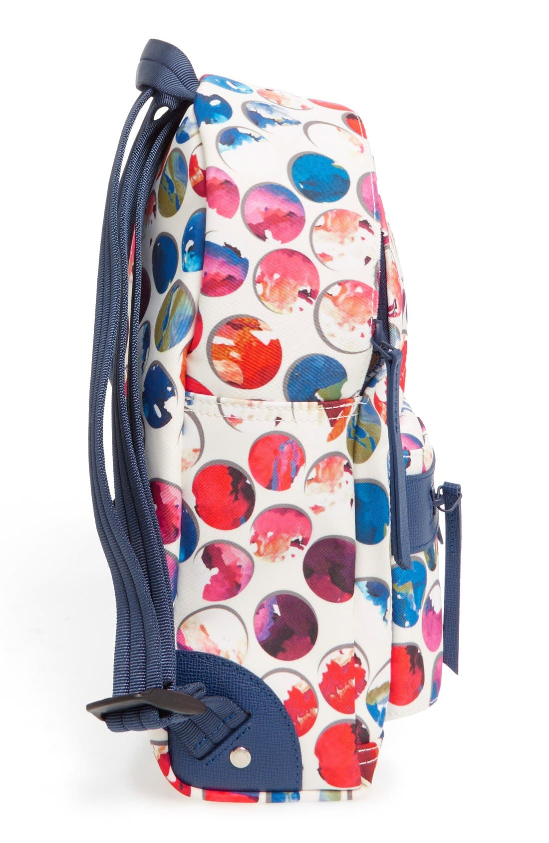 Alternate Image 5  - Longchamp 'Small Le Pliage - Neo Fantaisie' Canvas Backpack