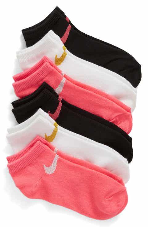 Nike 6-Pack Low Cut Performance Socks (Toddler   Little Kid)