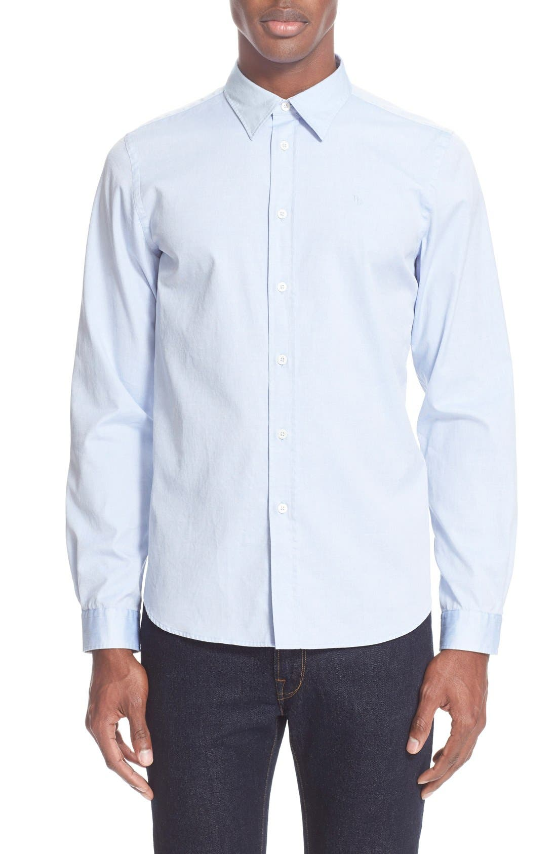 PS PAUL SMITH Trim Fit Sport Shirt