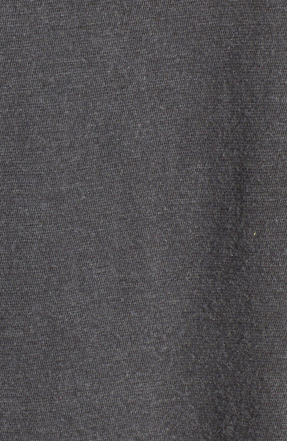 Alternate Image 5  - Billabong 'Forever Salty' Graphic T-Shirt Dress